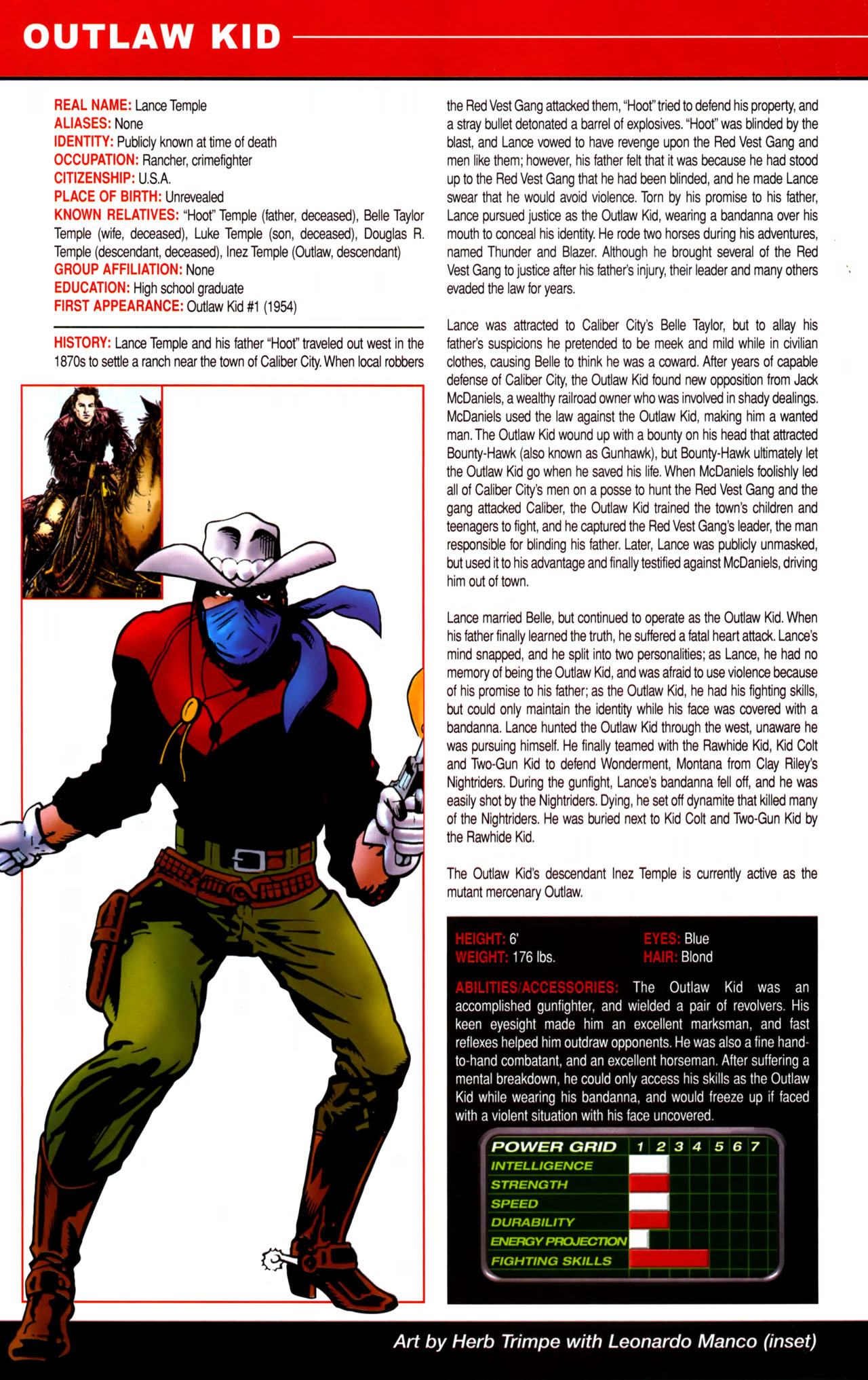 Read online All-New Official Handbook of the Marvel Universe A to Z comic -  Issue #8 - 30