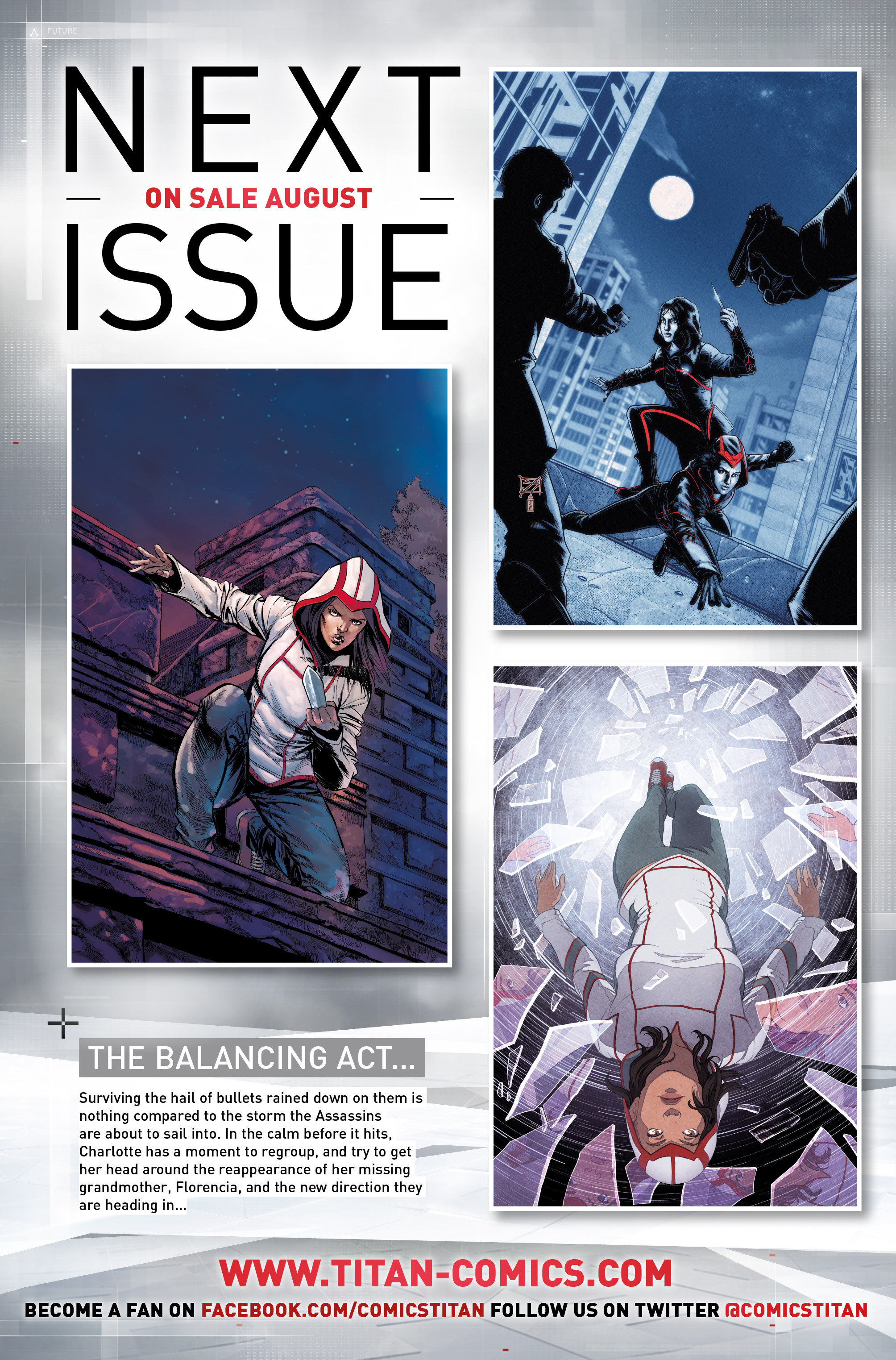 Read online Assassin's Creed (2015) comic -  Issue #10 - 24