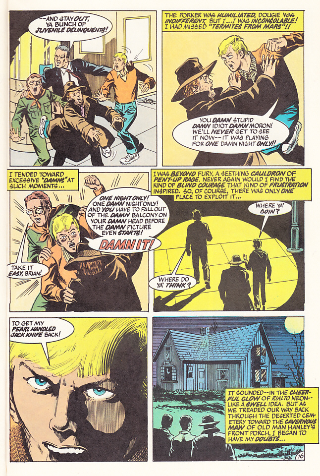 Read online Twisted Tales (1987) comic -  Issue # Full - 19