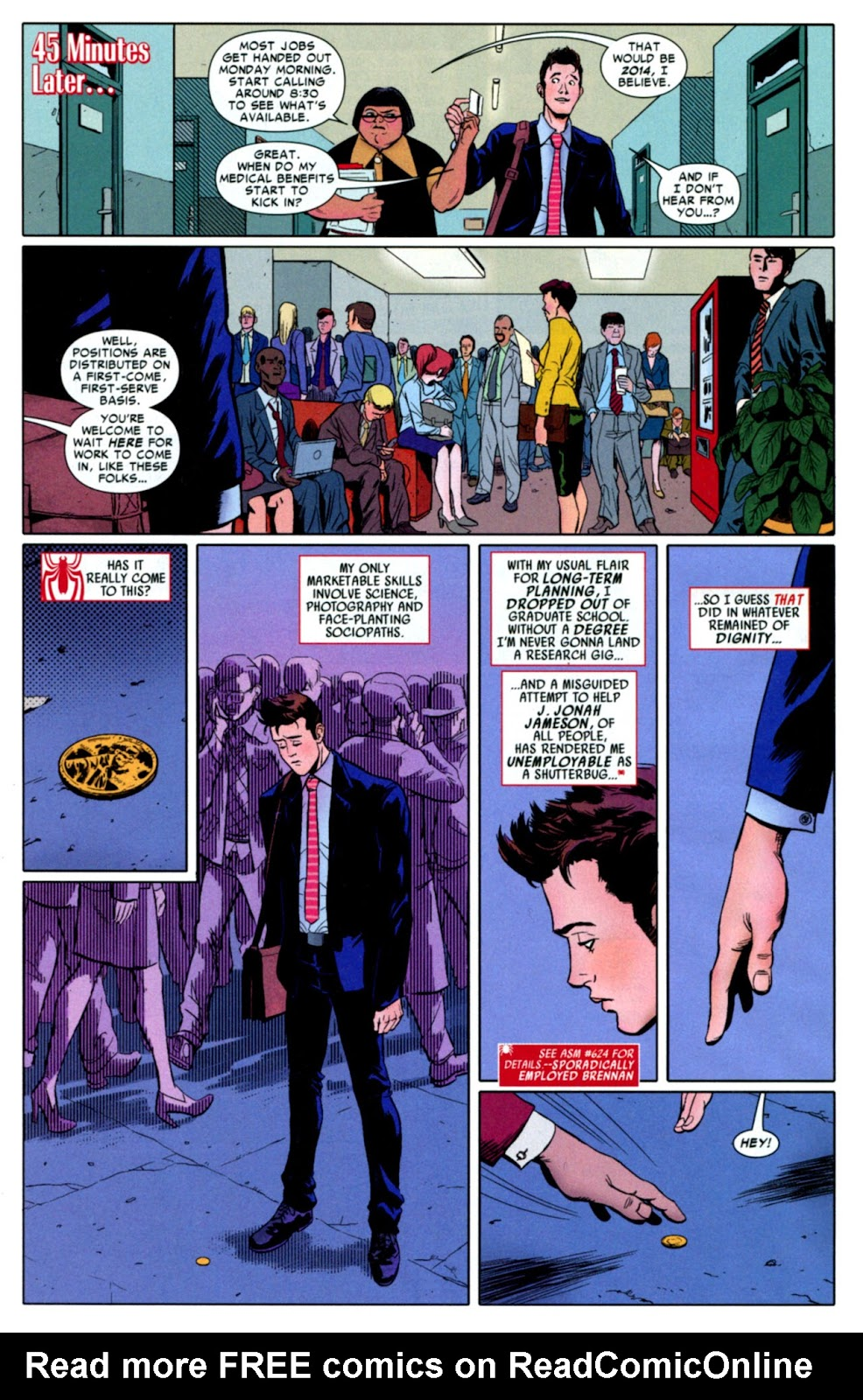 Web of Spider-Man (2009) Issue #8 #8 - English 9