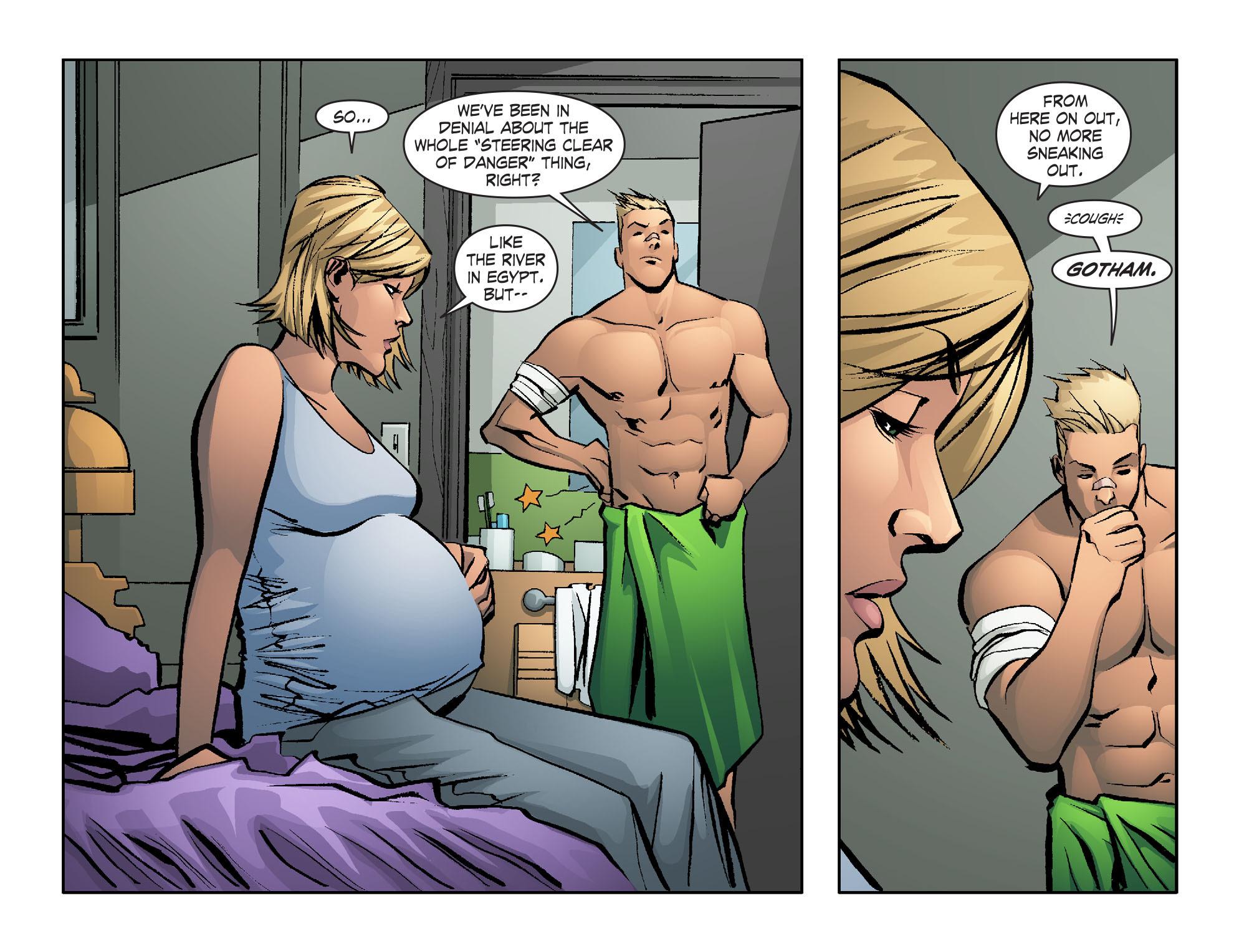 Read online Smallville: Lantern [I] comic -  Issue #12 - 19