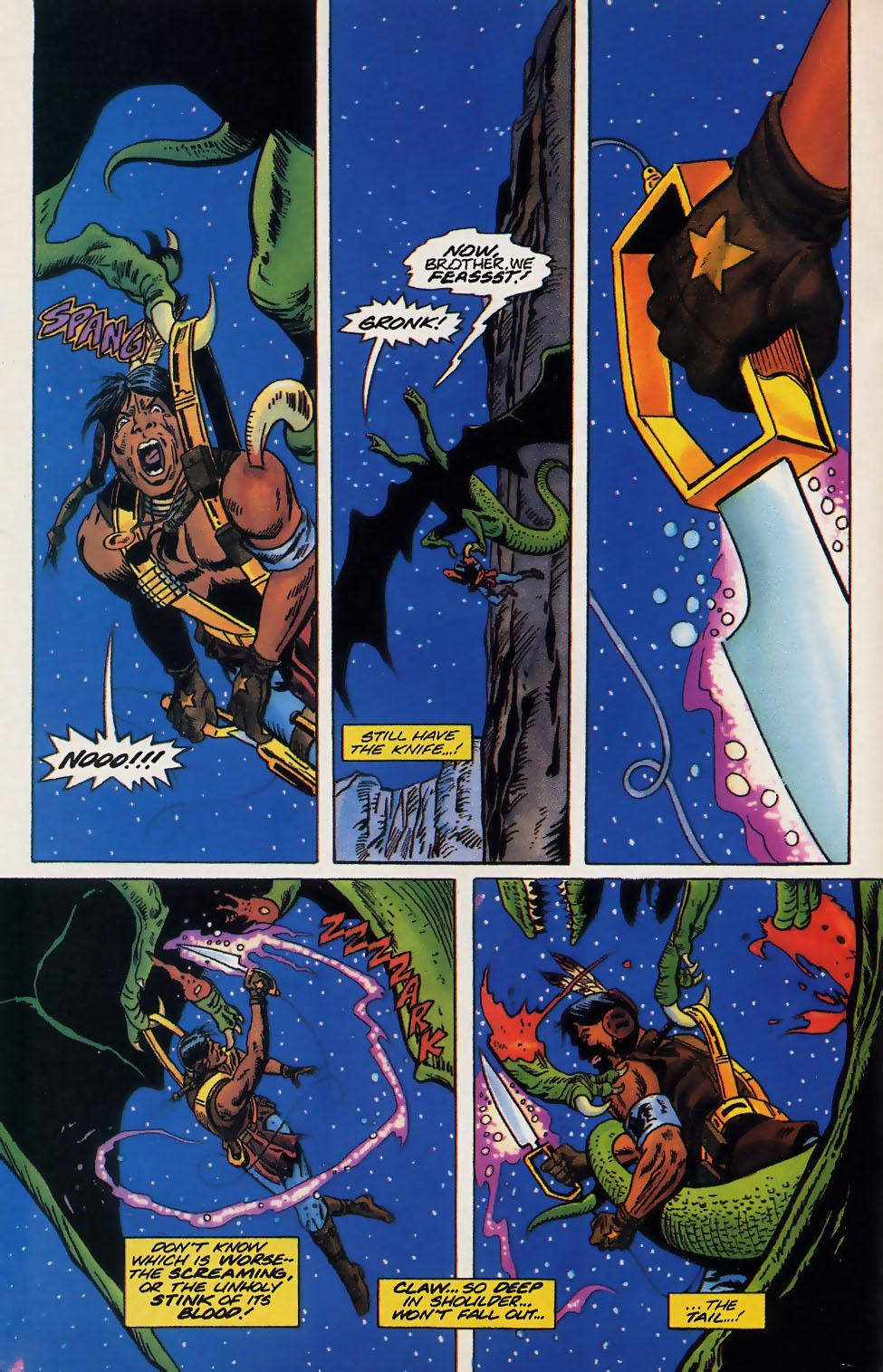 Read online Turok, Dinosaur Hunter (1993) comic -  Issue #18 - 15