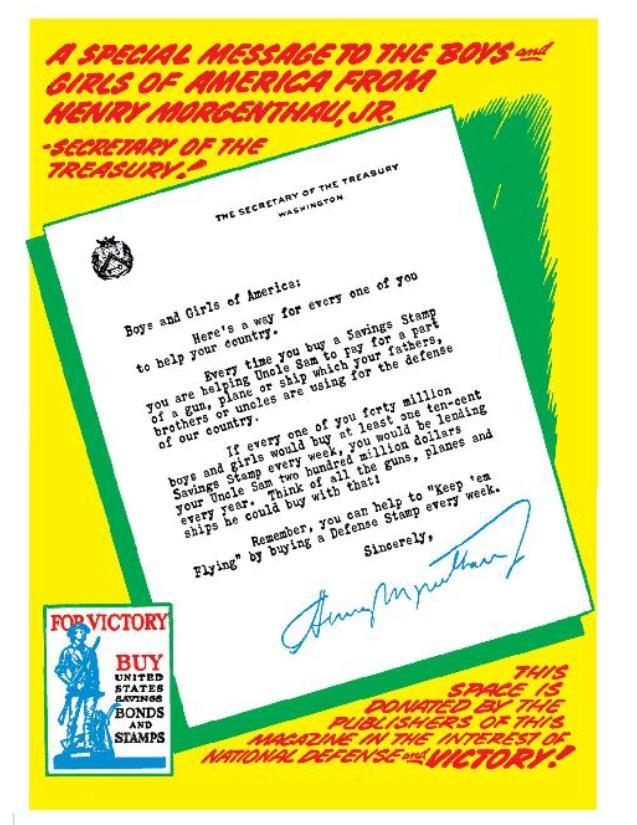 Read online All-Winners Comics comic -  Issue #5 - 41