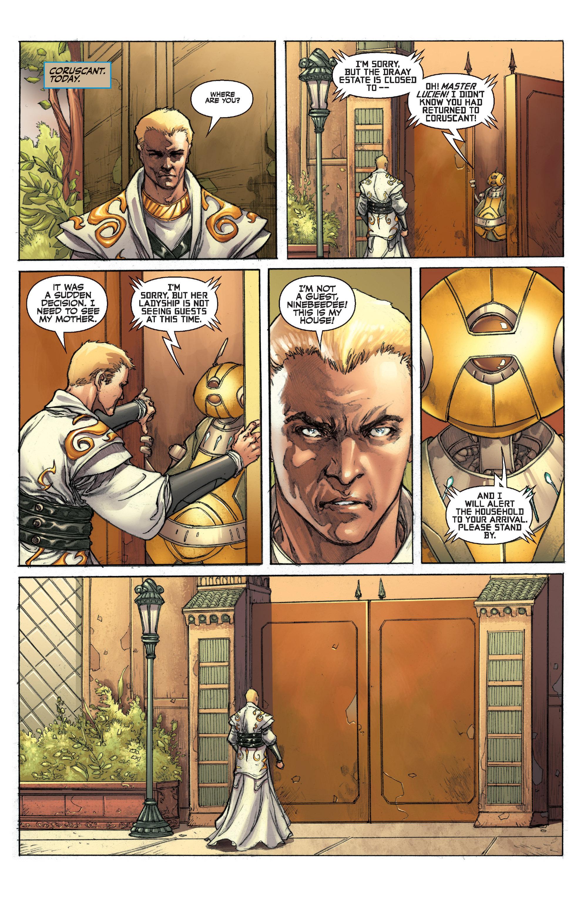 Read online Star Wars Omnibus comic -  Issue # Vol. 29 - 210