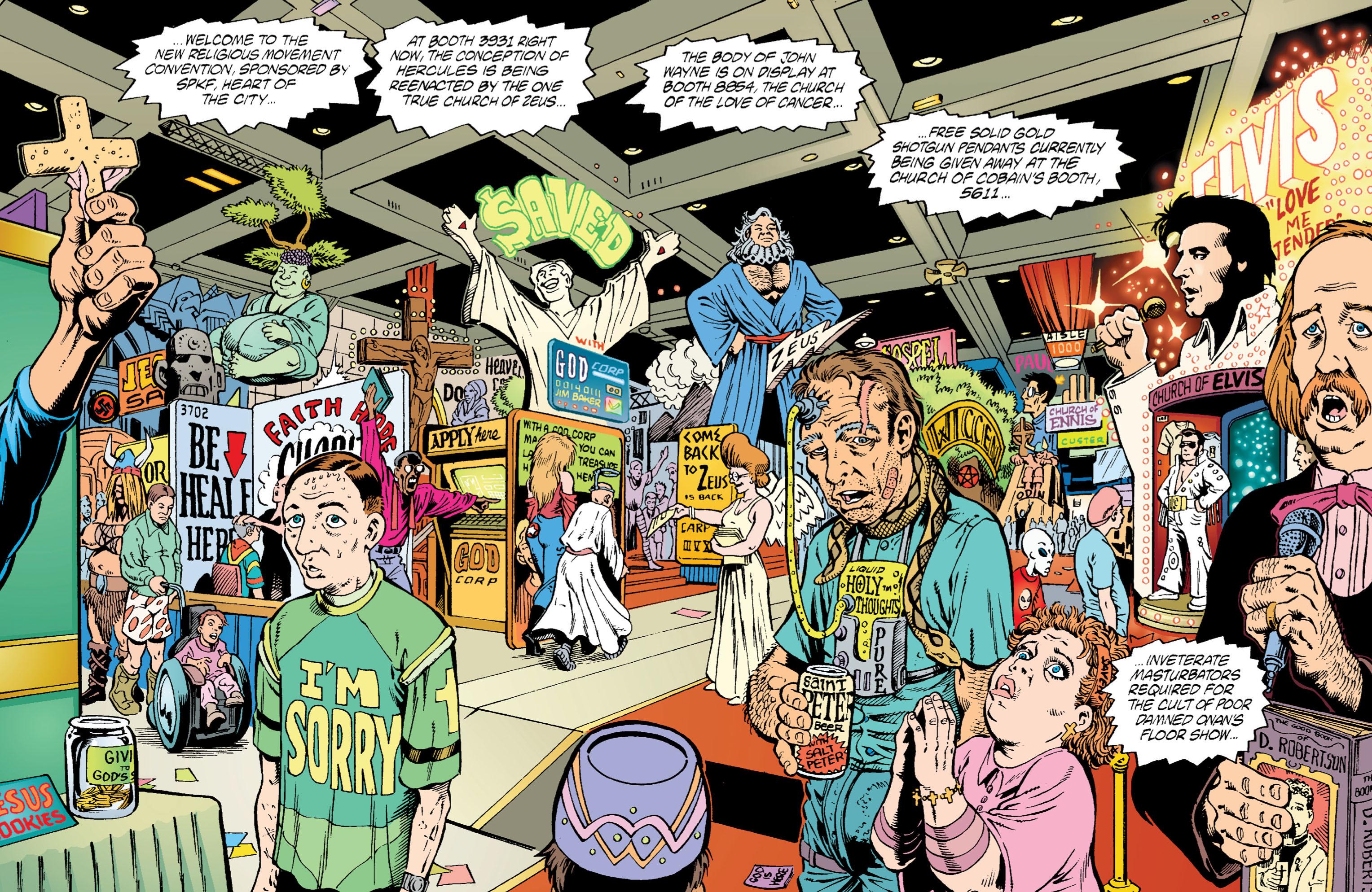 Read online Transmetropolitan comic -  Issue #6 - 15