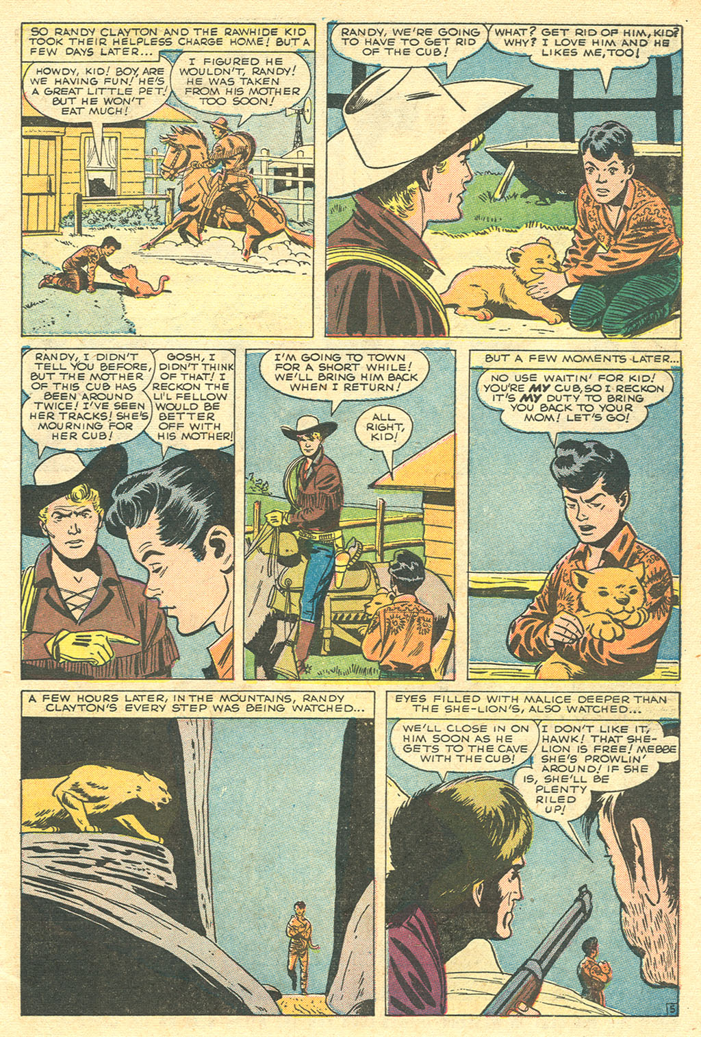 The Rawhide Kid (1955) issue 5 - Page 31