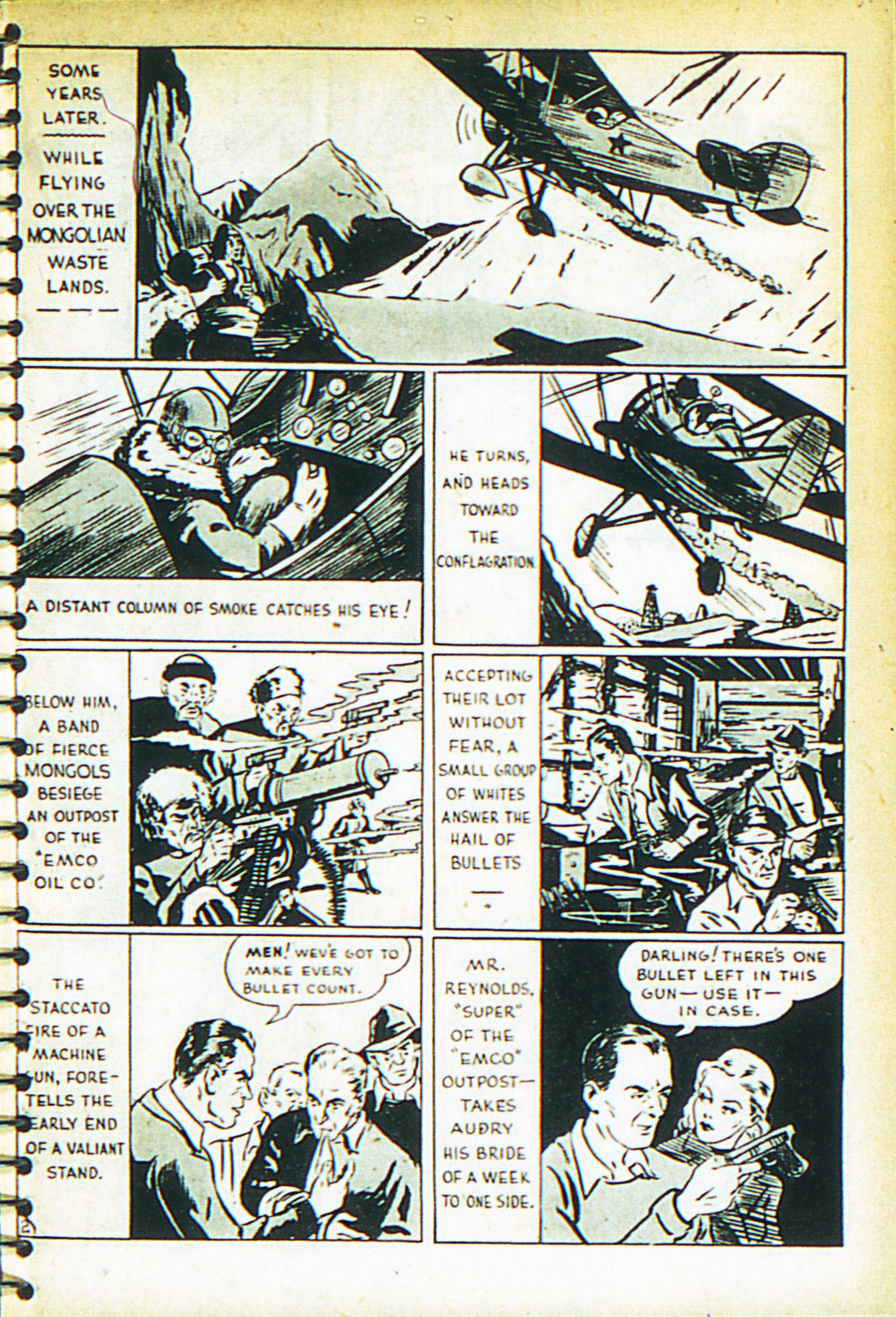Read online Adventure Comics (1938) comic -  Issue #26 - 30