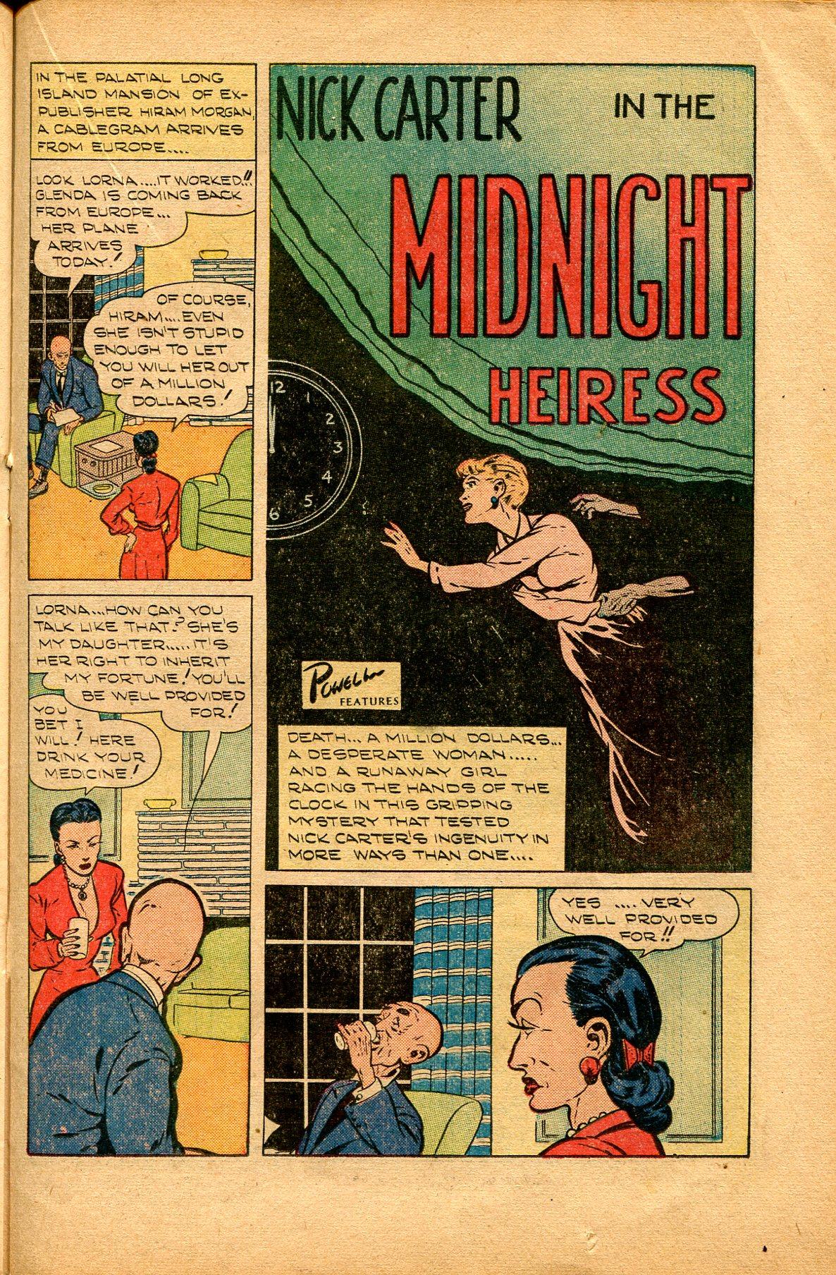 Read online Shadow Comics comic -  Issue #94 - 27