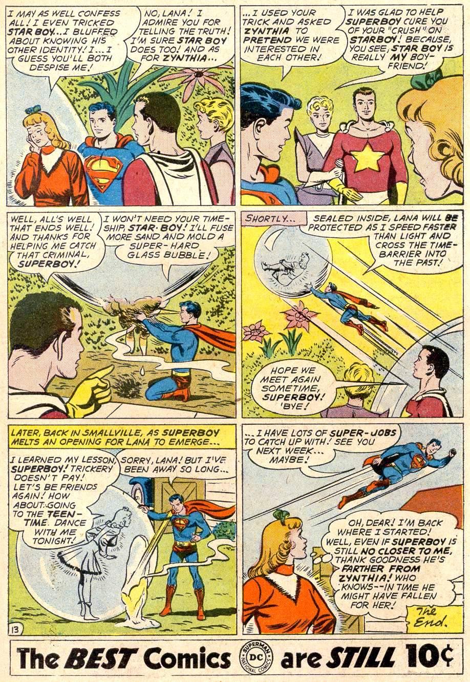 Read online Adventure Comics (1938) comic -  Issue #282 - 15
