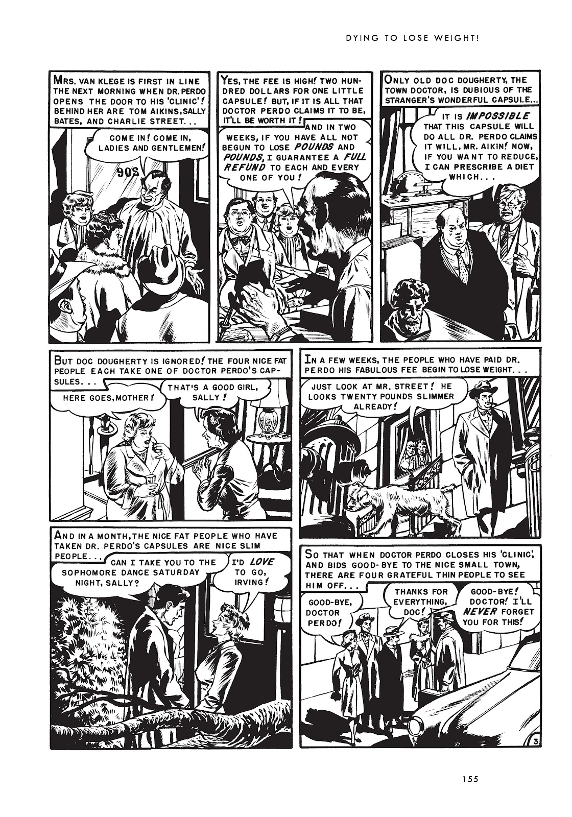 Read online Doctor of Horror and Other Stories comic -  Issue # TPB (Part 2) - 71