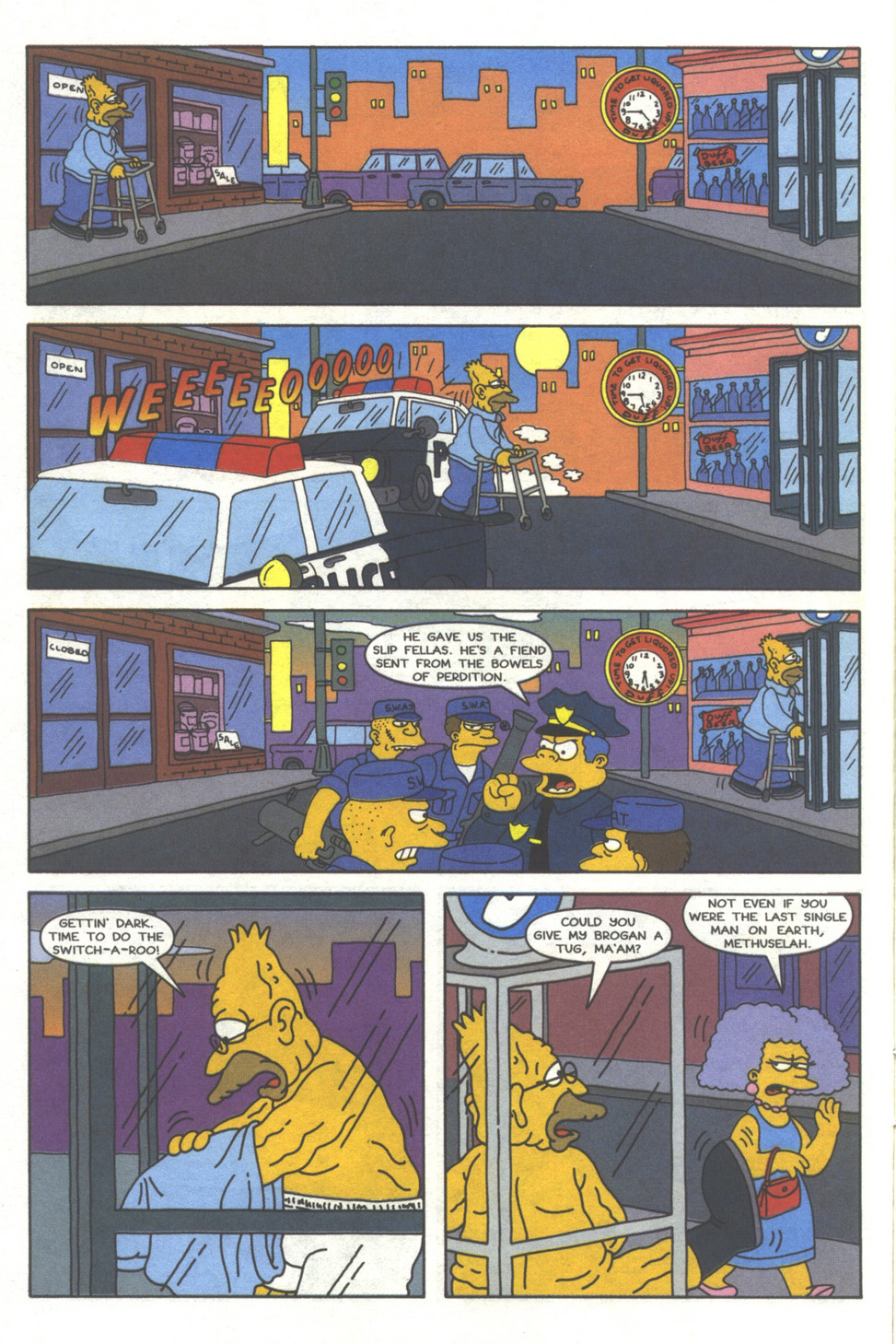 Read online Simpsons Comics comic -  Issue #37 - 13