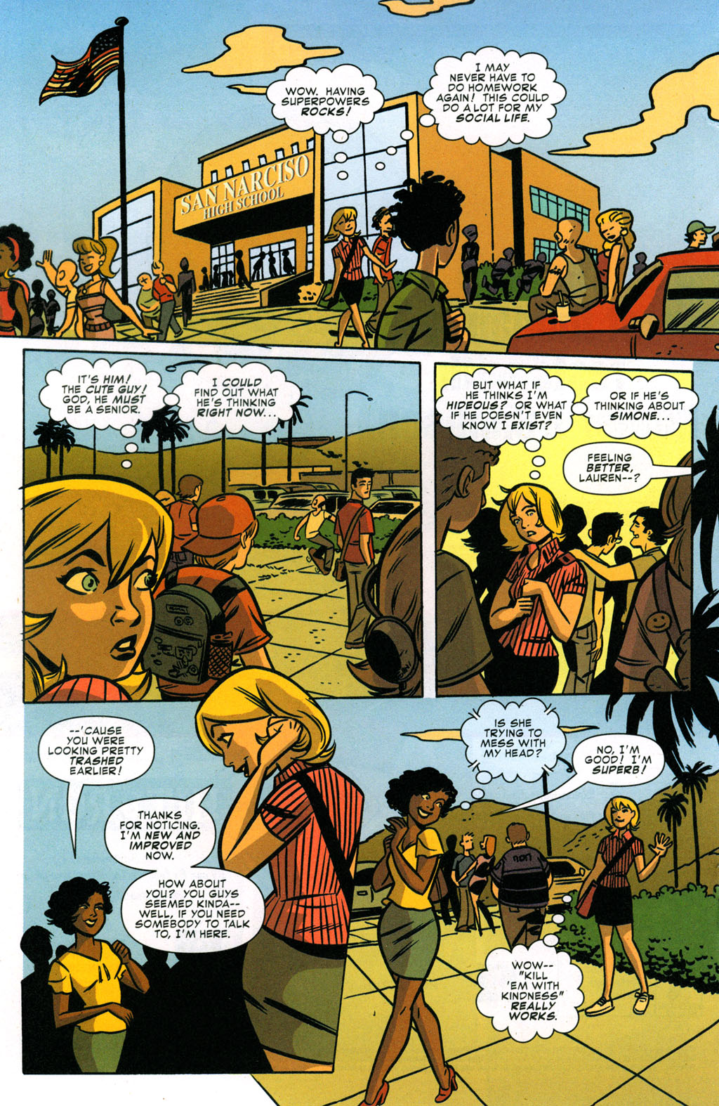 Read online Bad Girls comic -  Issue #3 - 14