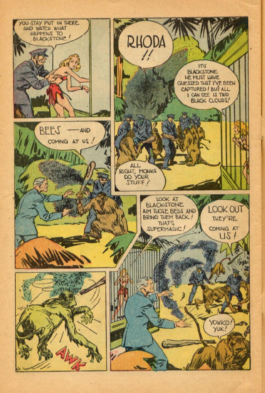 Read online Super-Magician Comics comic -  Issue #45 - 48