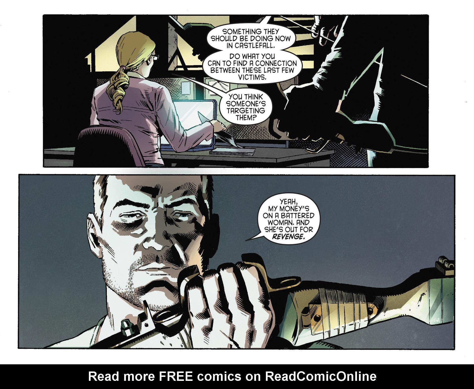 Read online Arrow [II] comic -  Issue #30 - 12