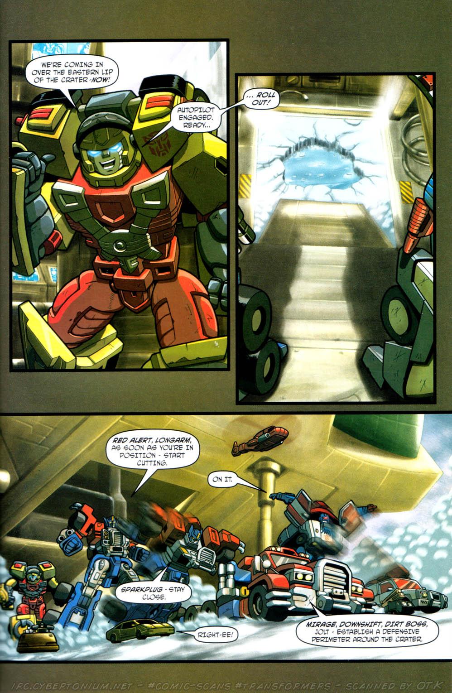 Read online Transformers Armada comic -  Issue #13 - 9