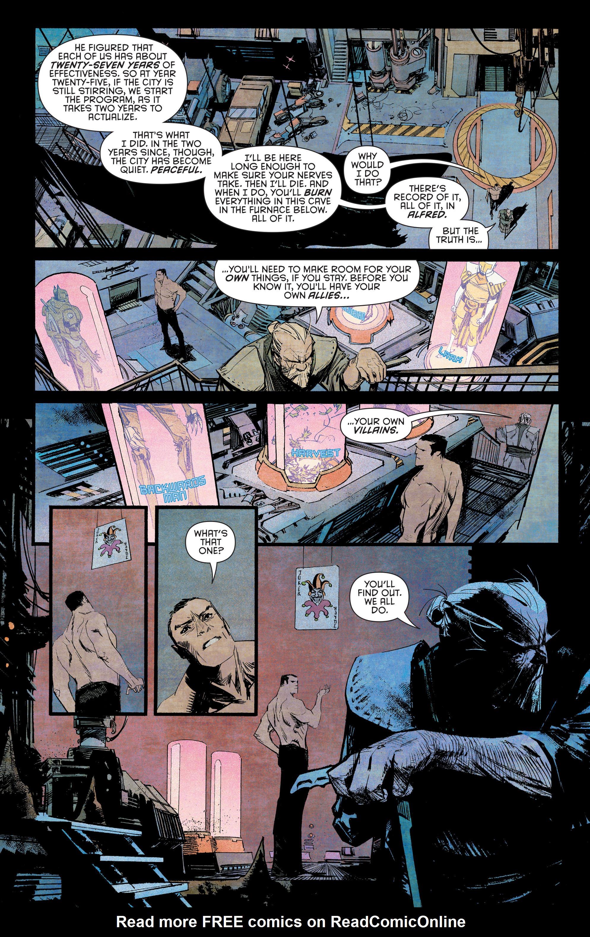Read online Batman (2011) comic -  Issue # _TPB 9 - 149