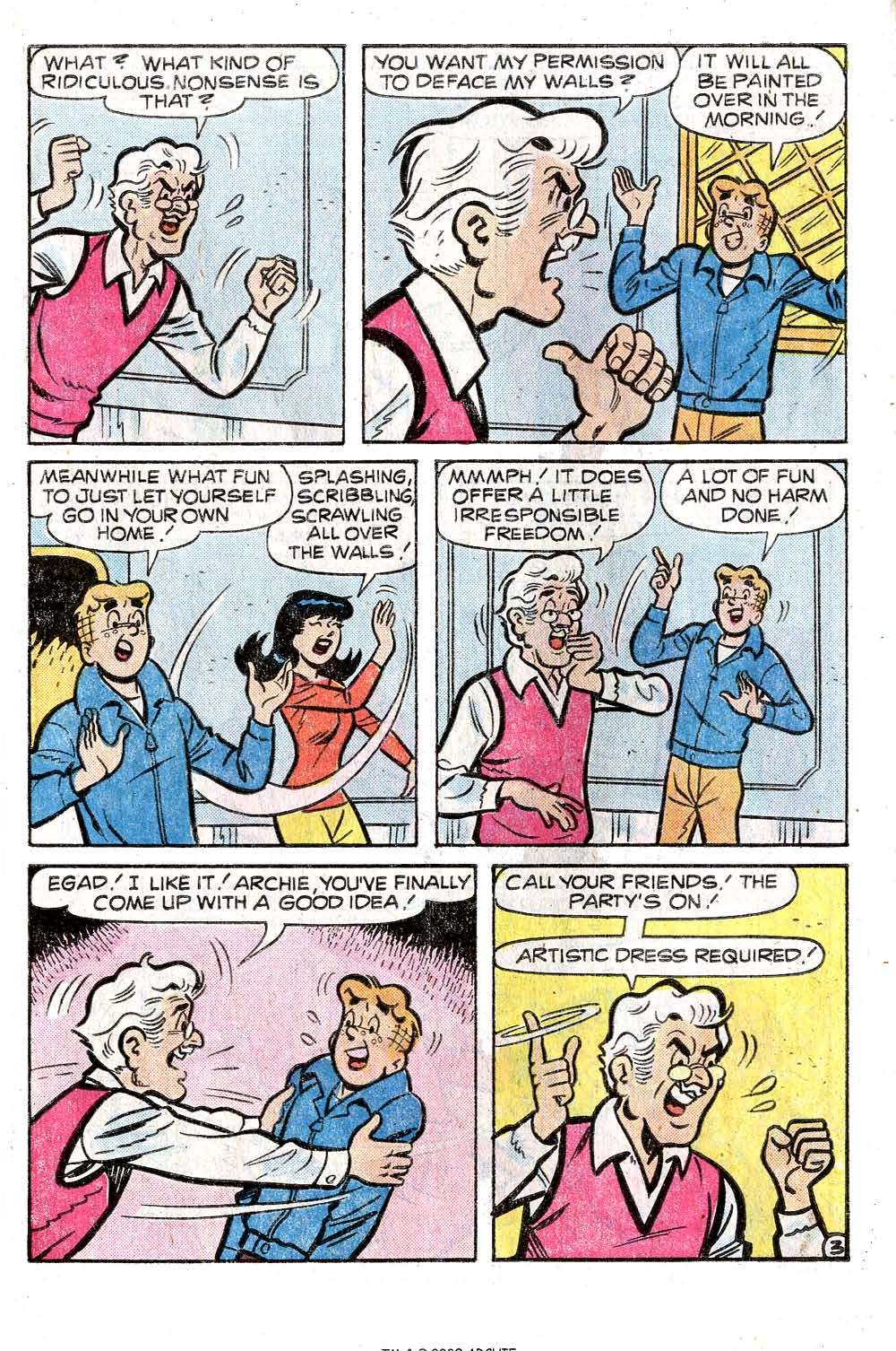 Read online Archie (1960) comic -  Issue #260 - 5