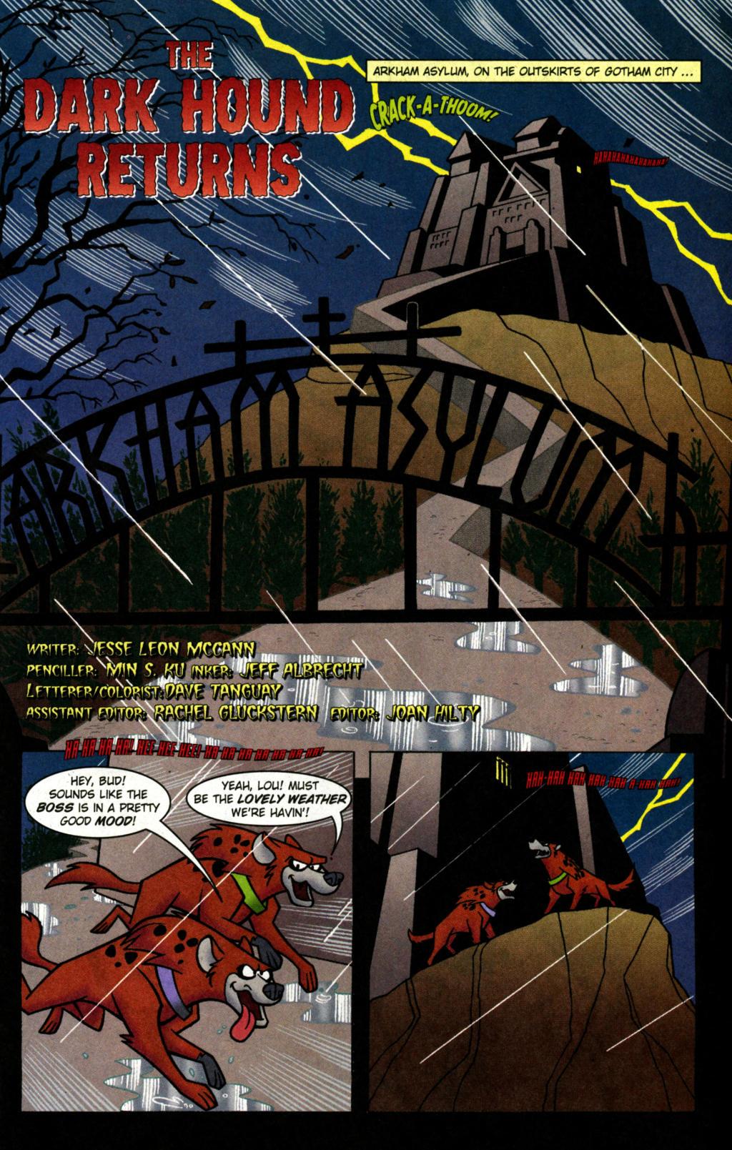 Read online Krypto the Superdog comic -  Issue #1 - 12