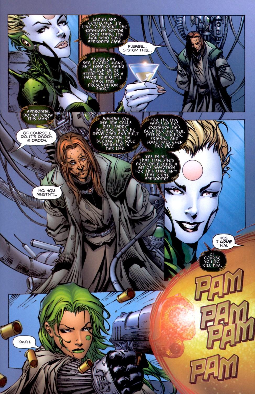 Read online Aphrodite IX (2000) comic -  Issue #4 - 28