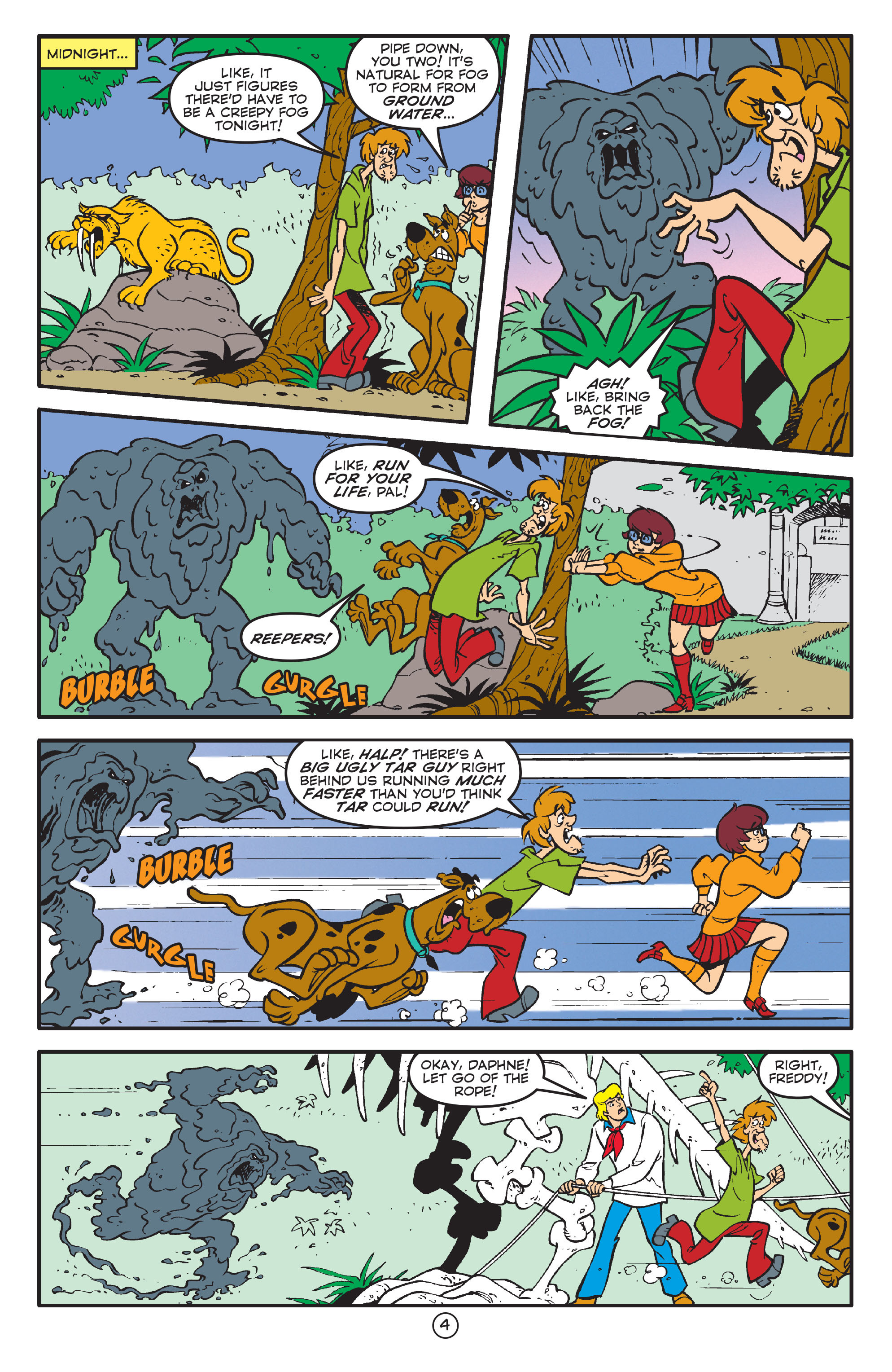 Read online Scooby-Doo: Where Are You? comic -  Issue #58 - 15