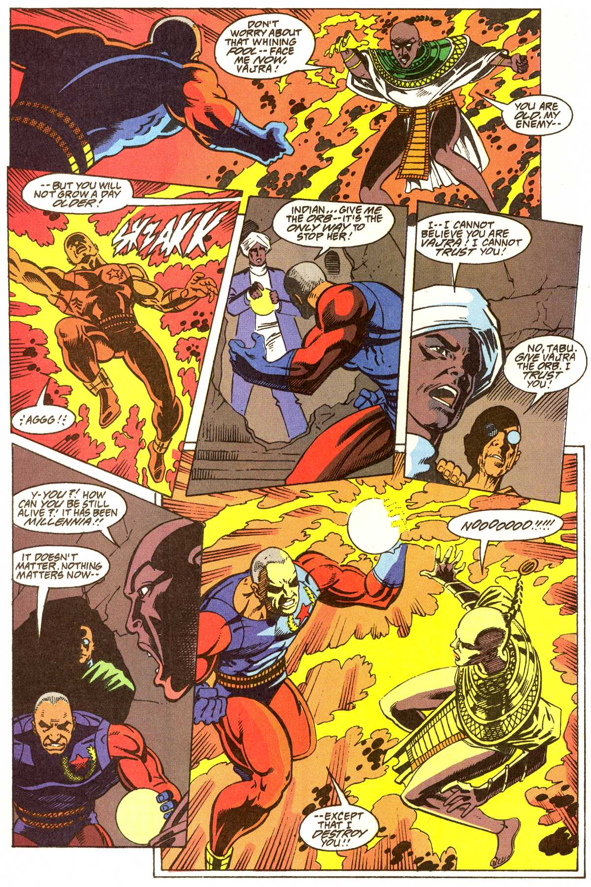 Read online Peter Cannon--Thunderbolt (1992) comic -  Issue #12 - 9