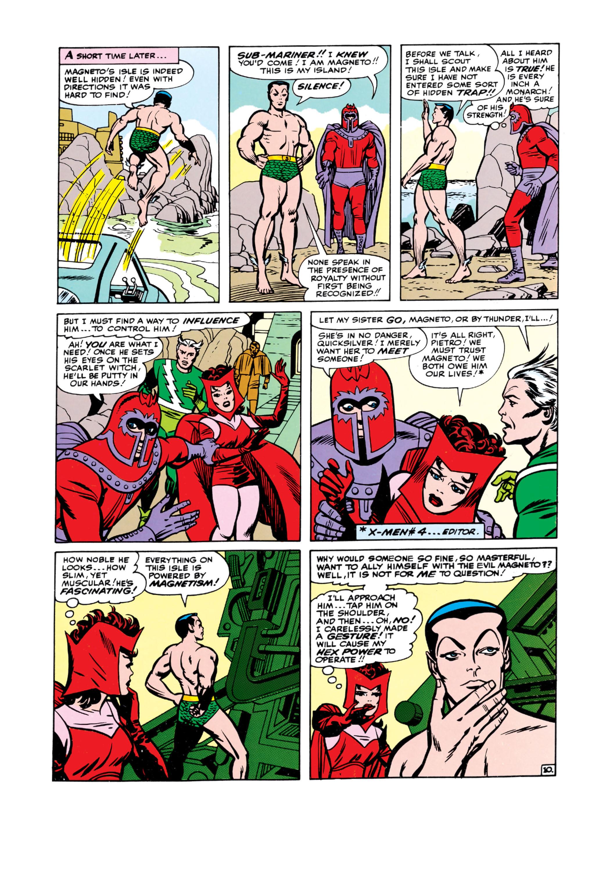 Uncanny X-Men (1963) 6 Page 10