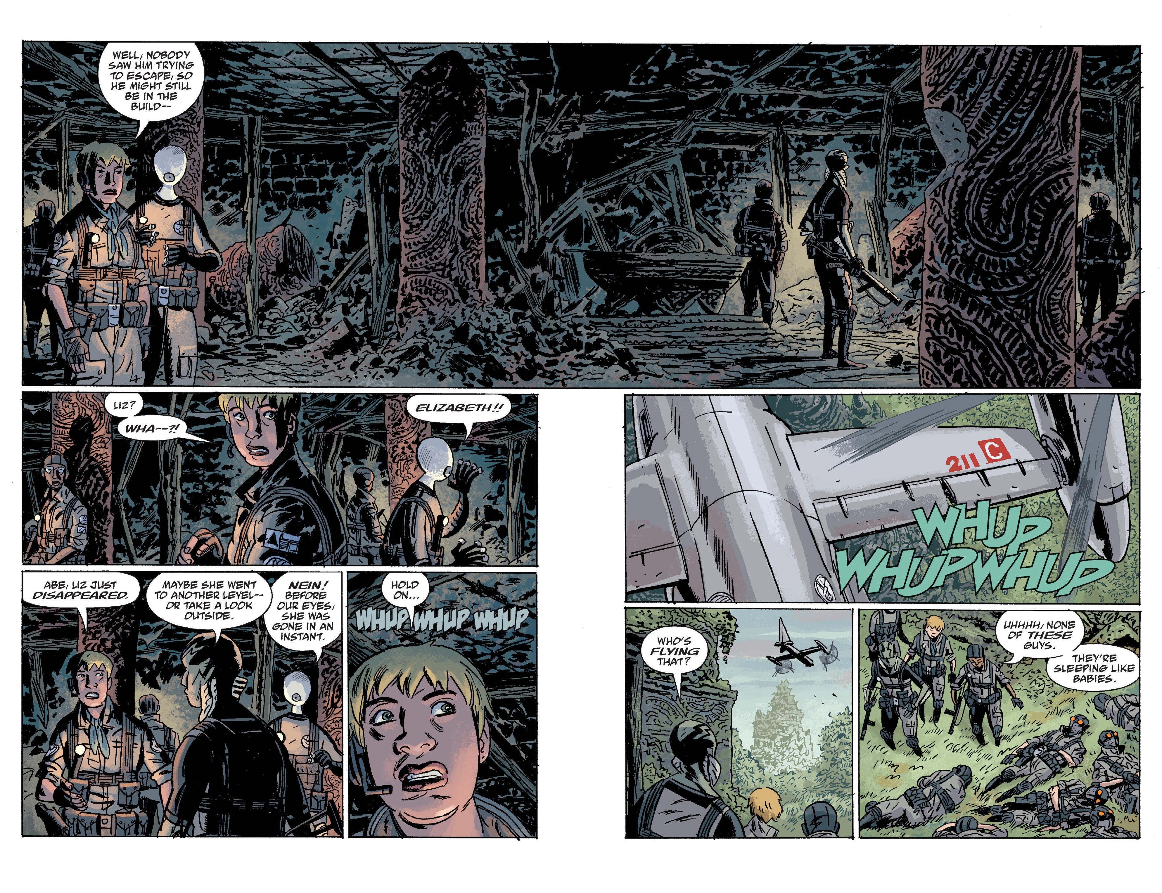 Read online B.P.R.D. (2003) comic -  Issue # TPB 10 - 58