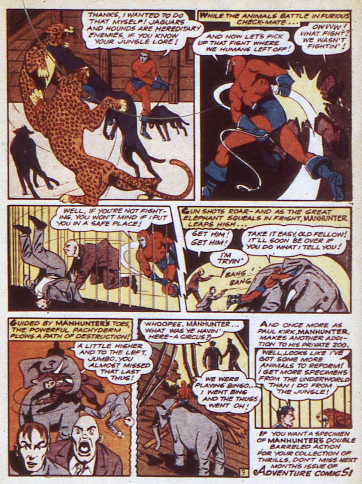 Read online Adventure Comics (1938) comic -  Issue #84 - 55