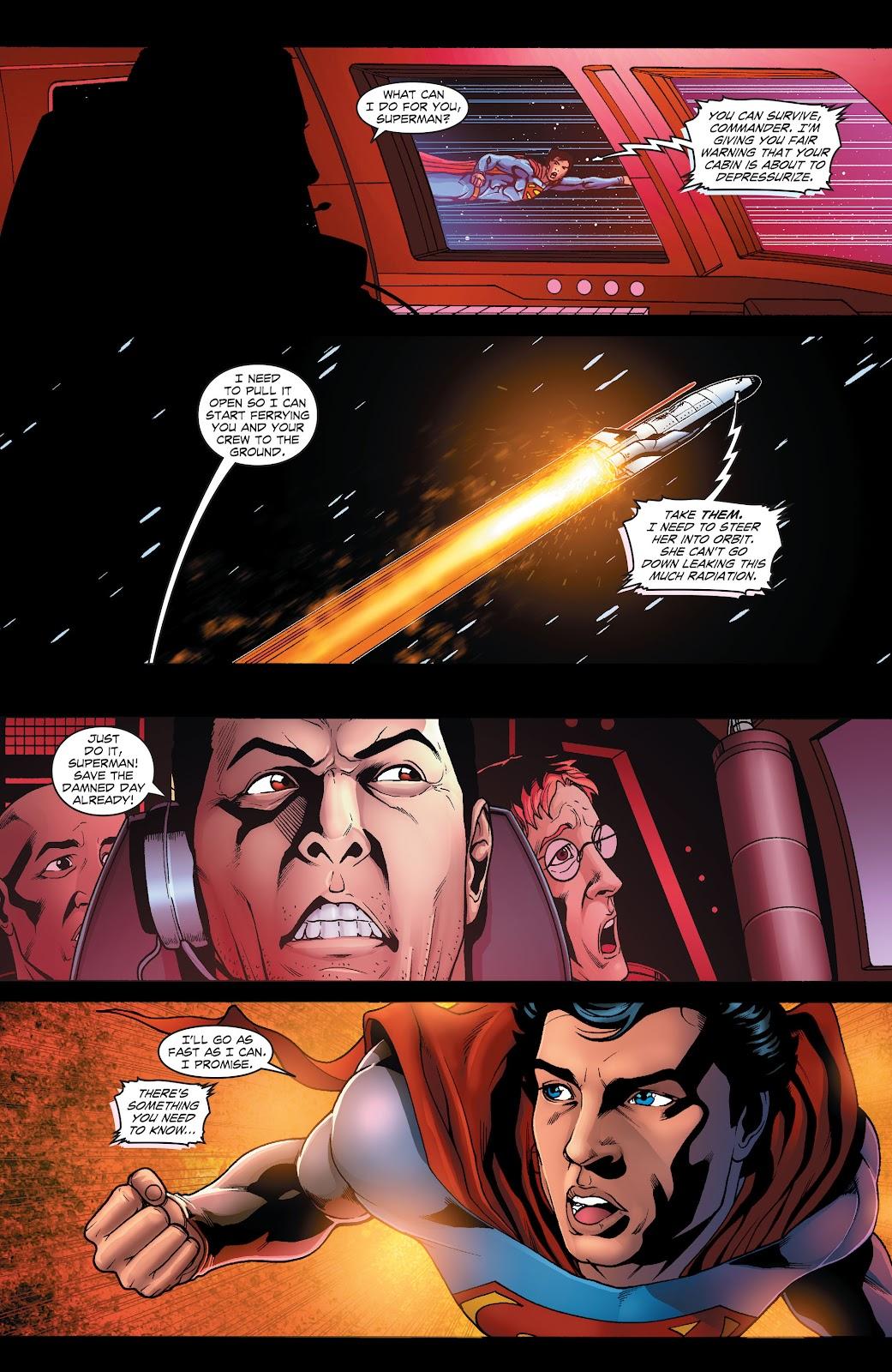 Read online Smallville Season 11 [II] comic -  Issue # TPB 1 - 64