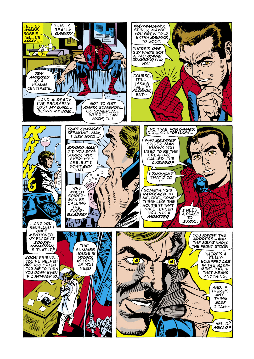 The Amazing Spider-Man (1963) 101 Page 6