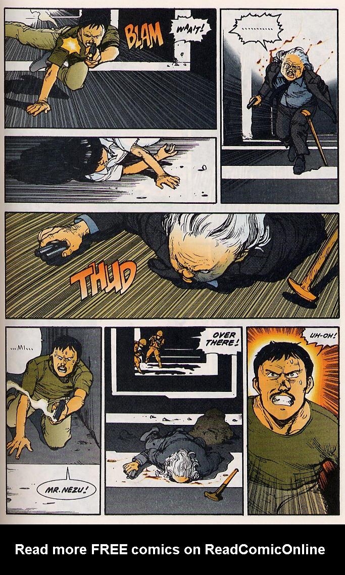 Read online Akira comic -  Issue #15 - 42