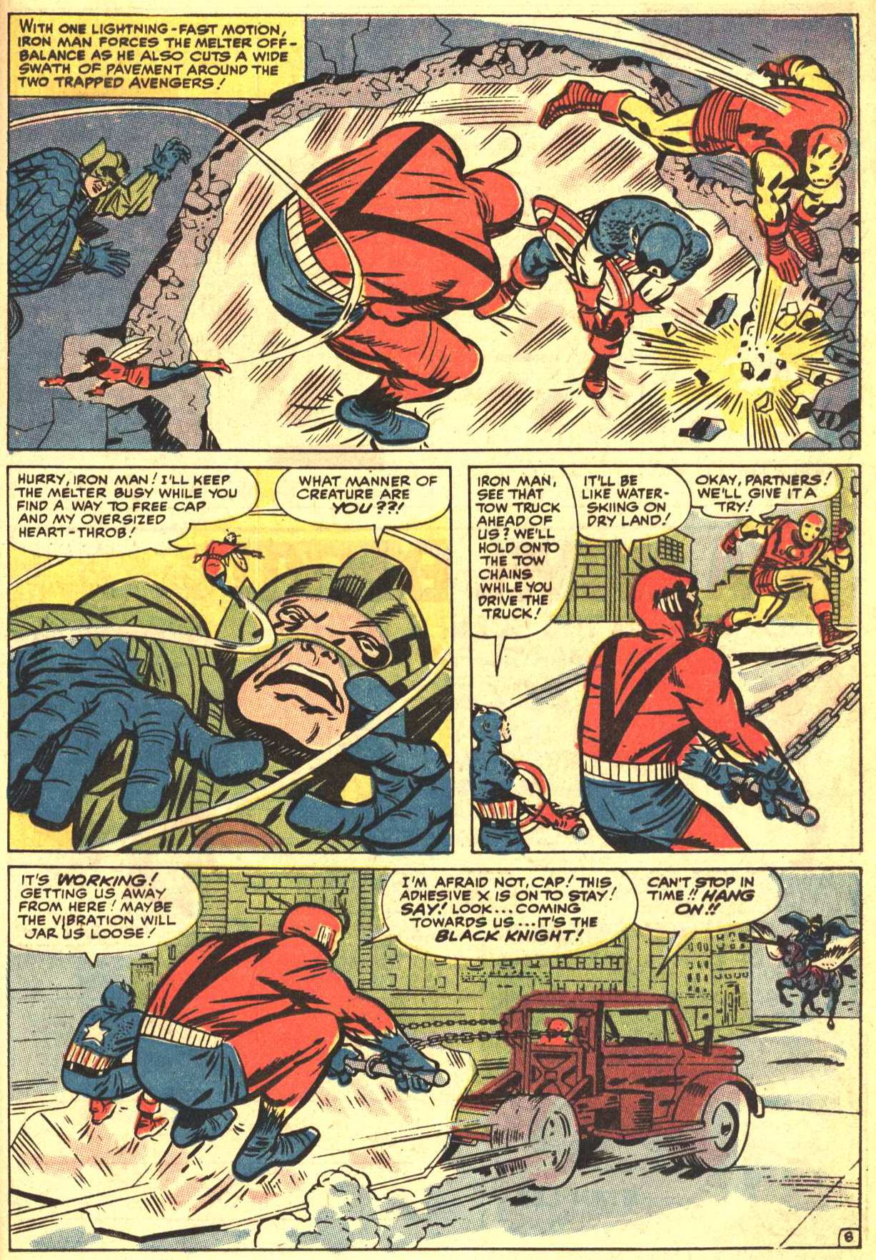 The Avengers (1963) 6 Page 8