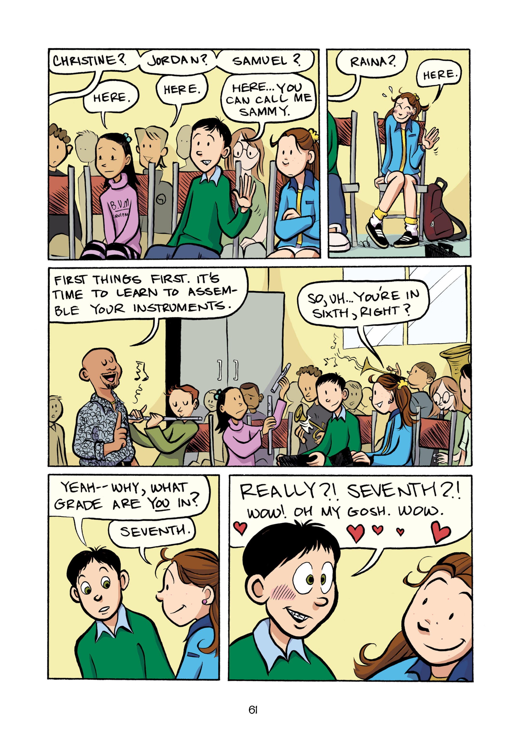 Read online Smile comic -  Issue # TPB - 67