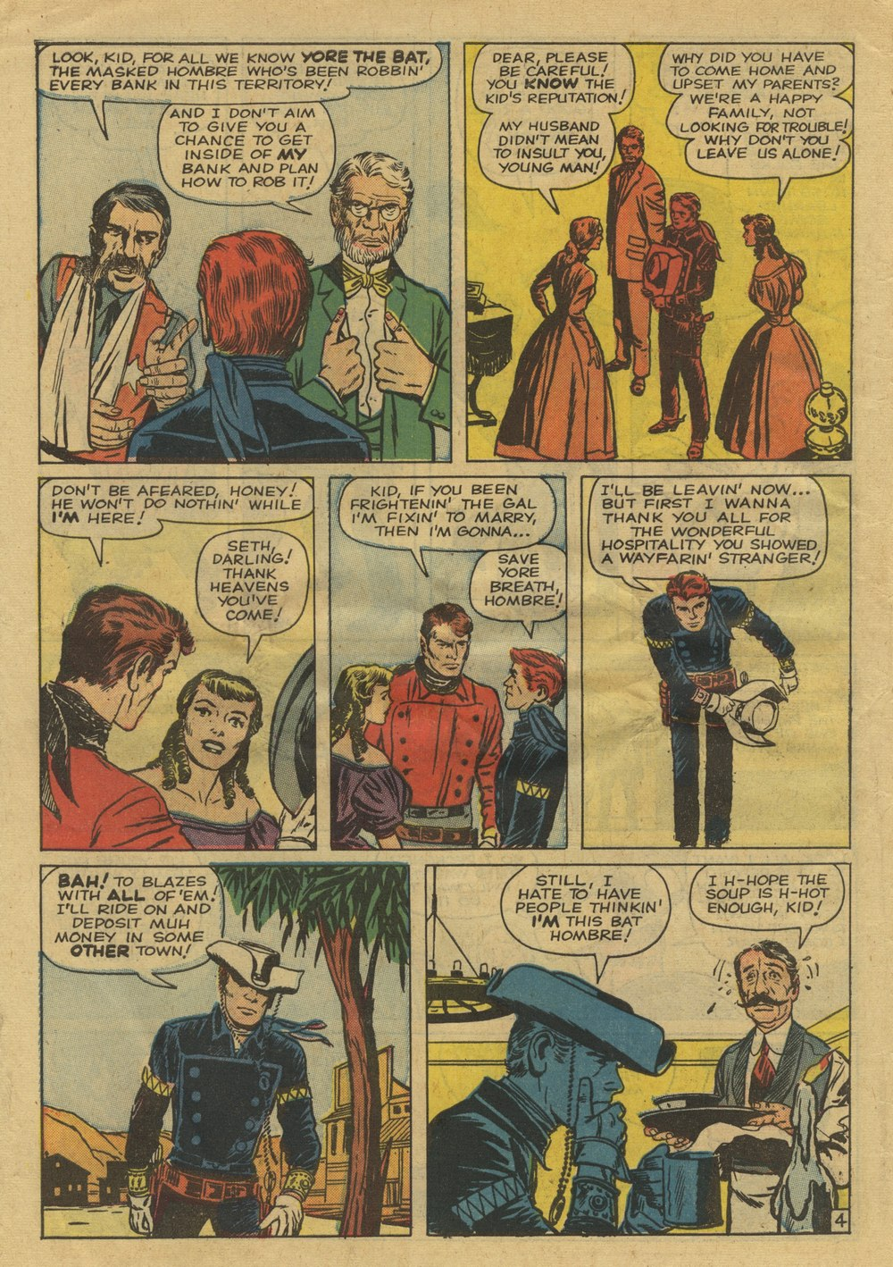 The Rawhide Kid (1955) issue 25 - Page 6