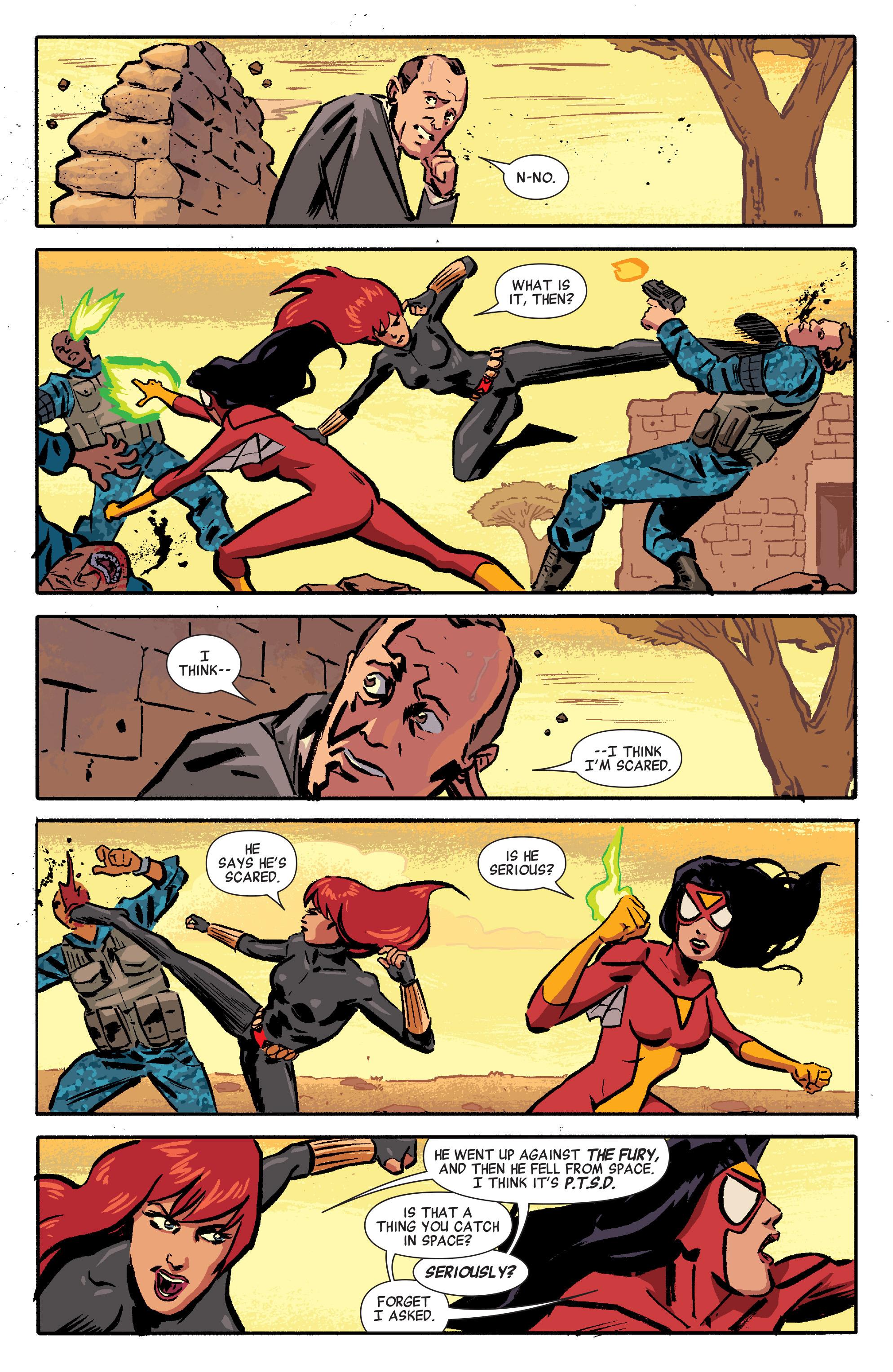 Read online Secret Avengers (2014) comic -  Issue #3 - 9