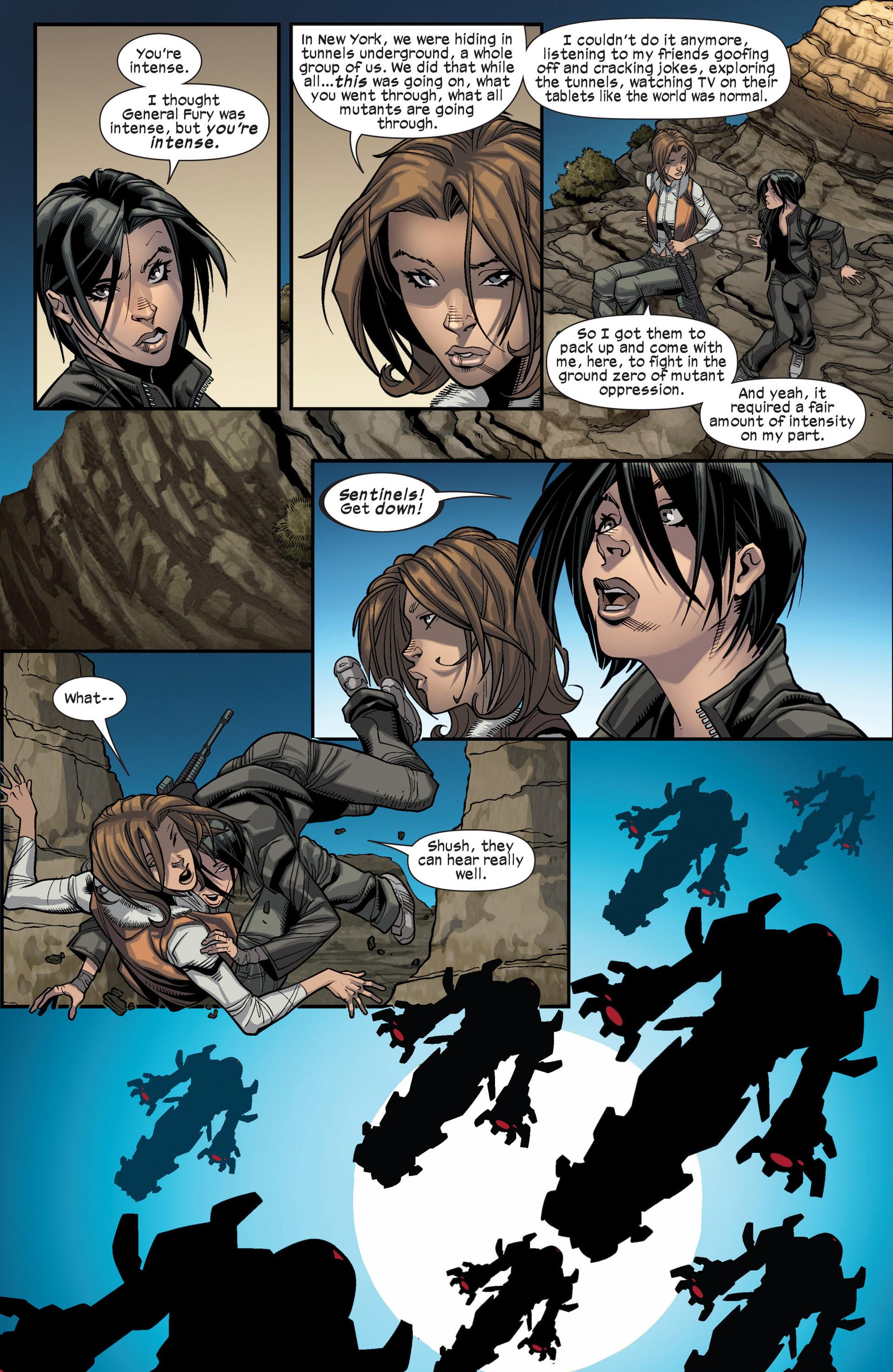 Read online Ultimate Comics X-Men comic -  Issue #16 - 9