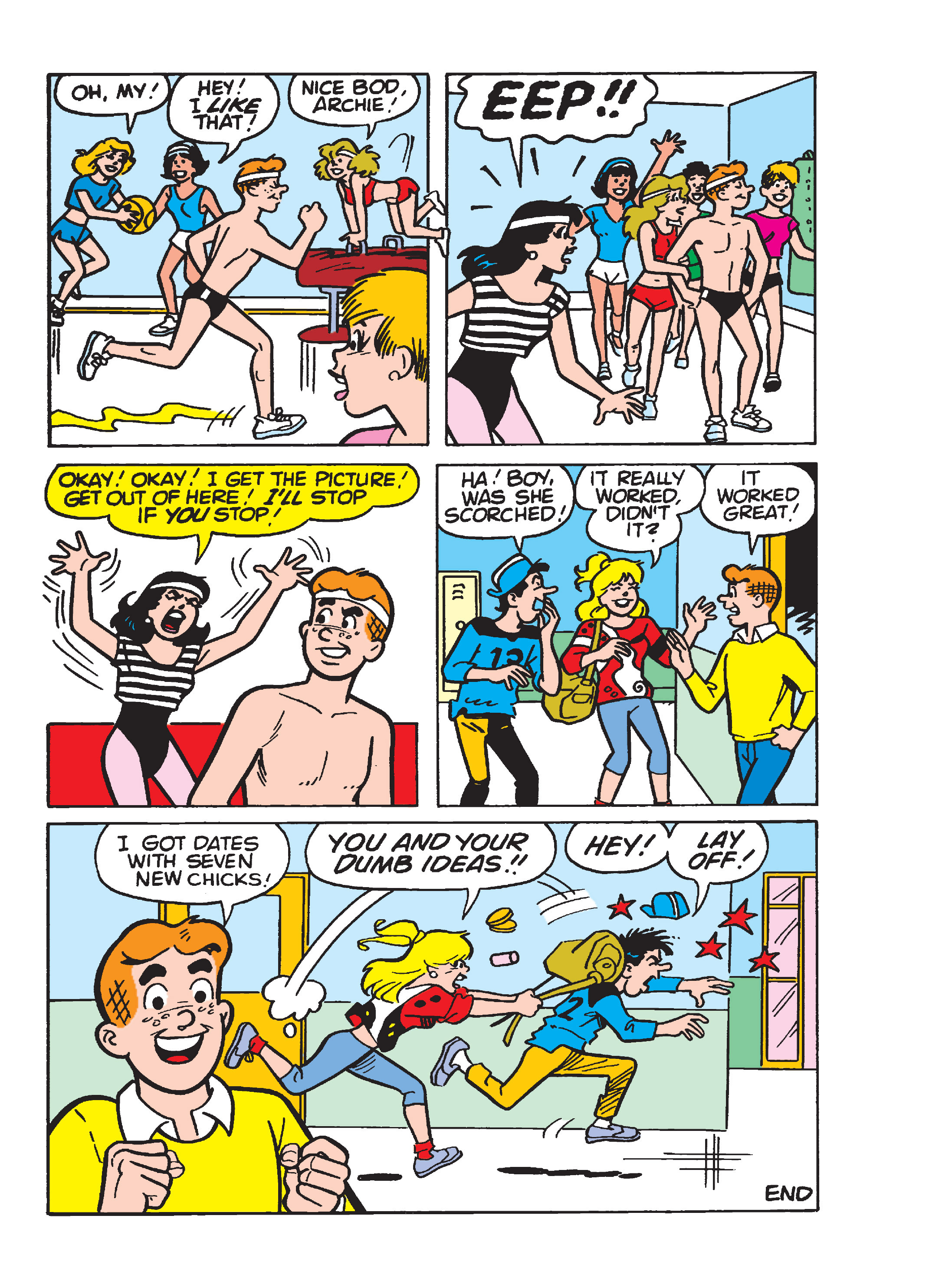 Read online Archie 1000 Page Comics Blowout! comic -  Issue # TPB (Part 4) - 193