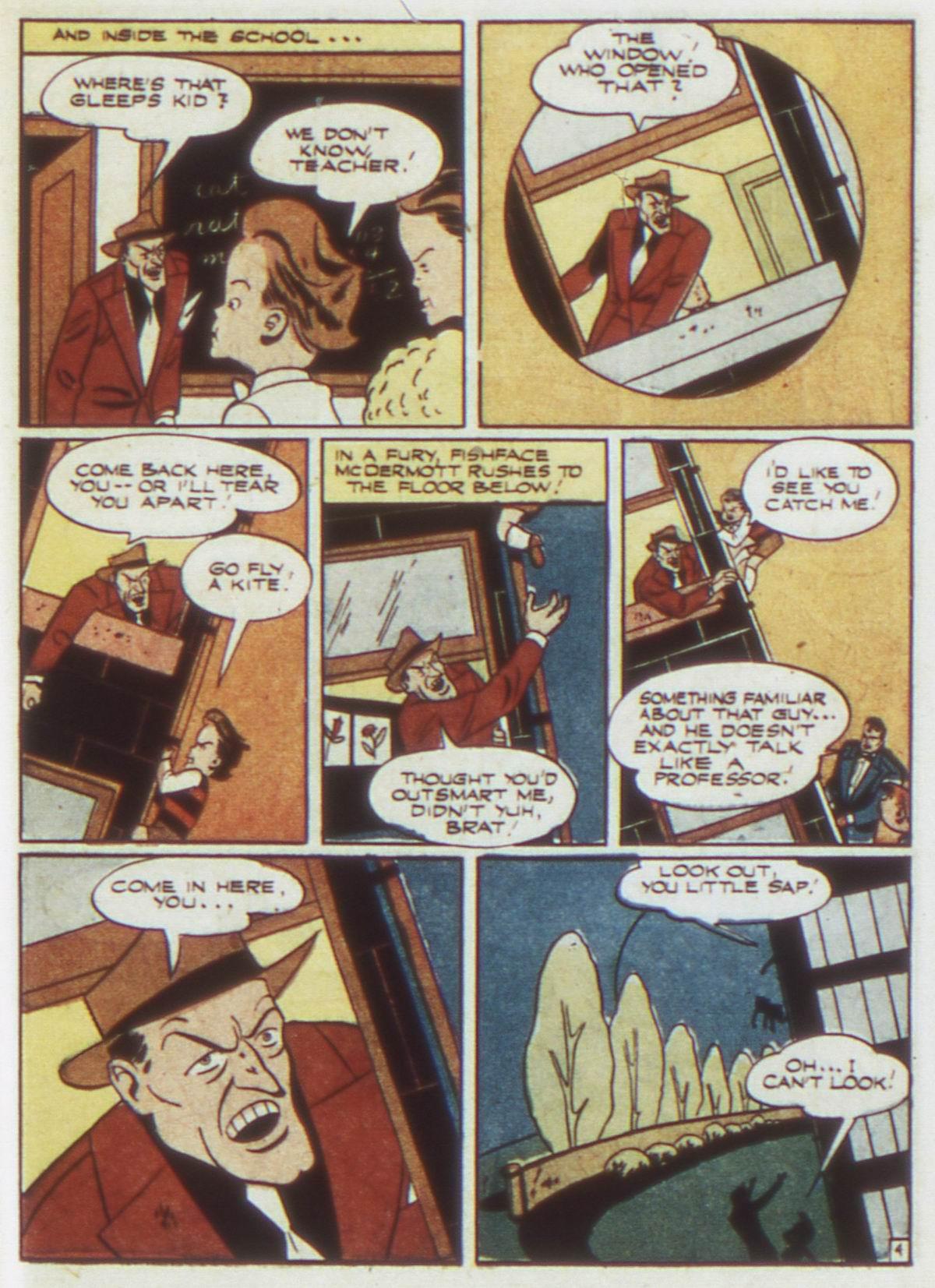 Read online Detective Comics (1937) comic -  Issue #87 - 39