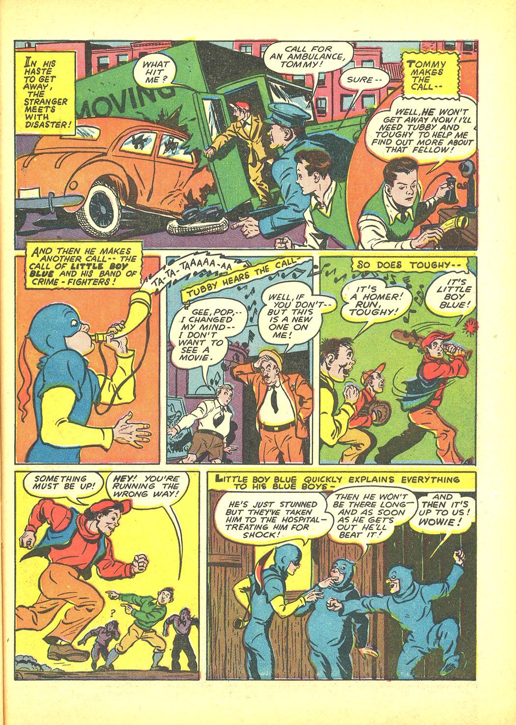 Read online Sensation (Mystery) Comics comic -  Issue #4 - 51