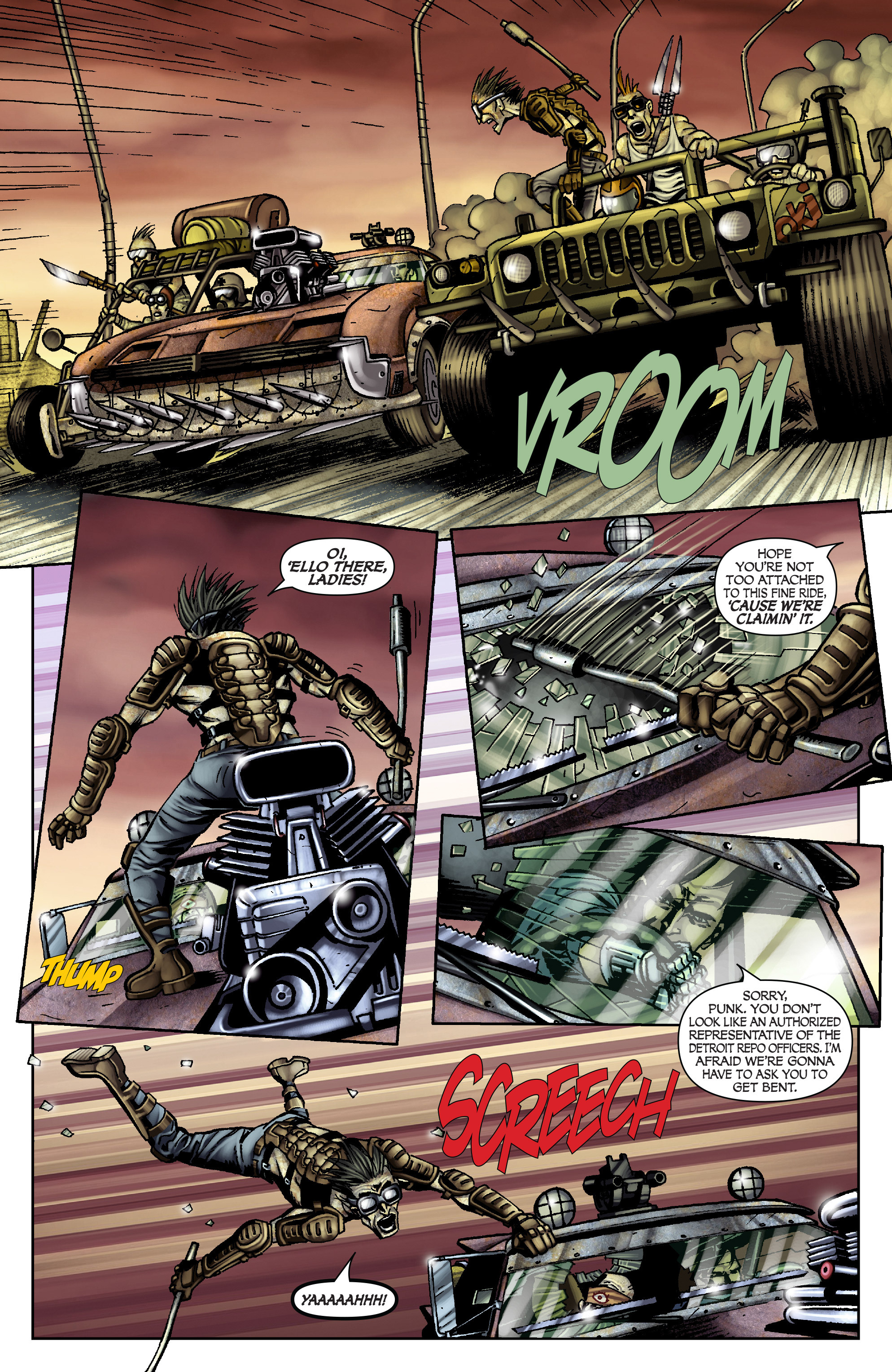 Read online Army of Darkness: From the Ashes comic -  Issue #Army of Darkness: From the Ashes TPB - 40