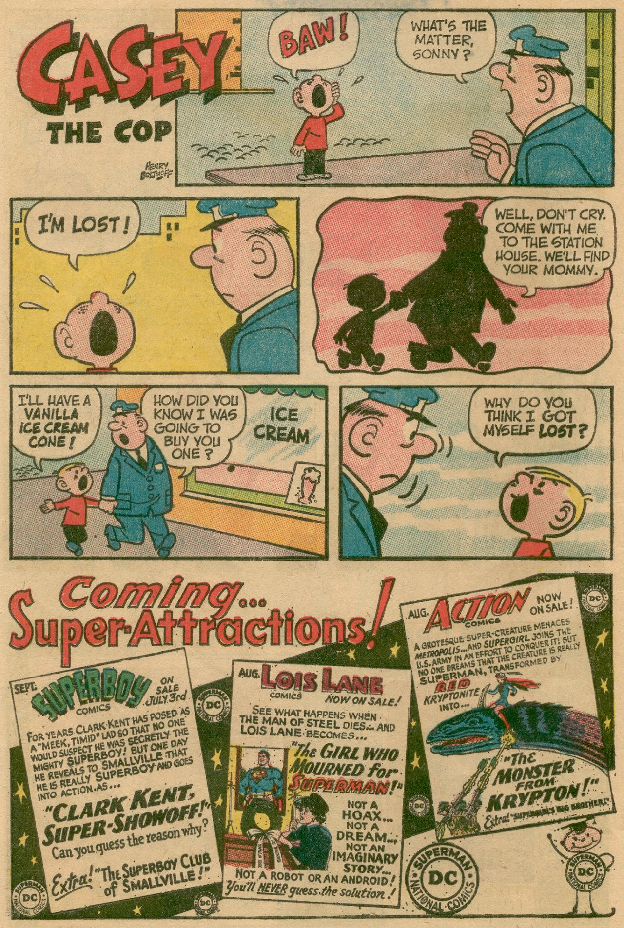 Read online Adventure Comics (1938) comic -  Issue #311 - 29