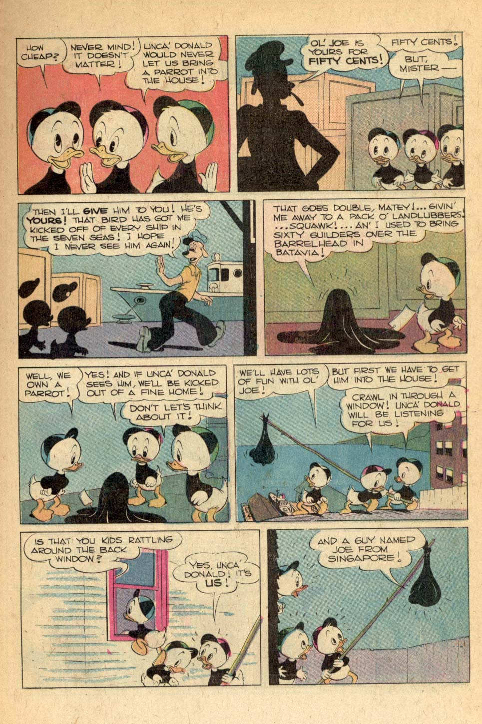 Walt Disney's Comics and Stories issue 420 - Page 5