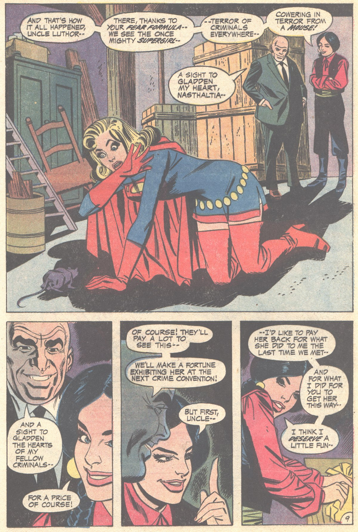 Read online Adventure Comics (1938) comic -  Issue #401 - 13