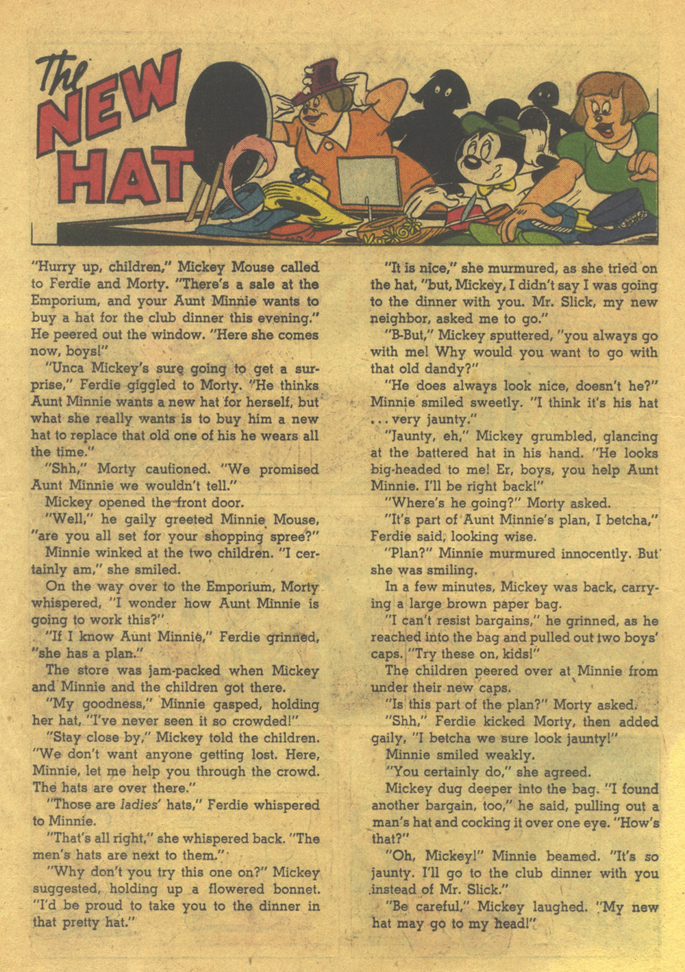 Read online Uncle Scrooge (1953) comic -  Issue #36 - 24