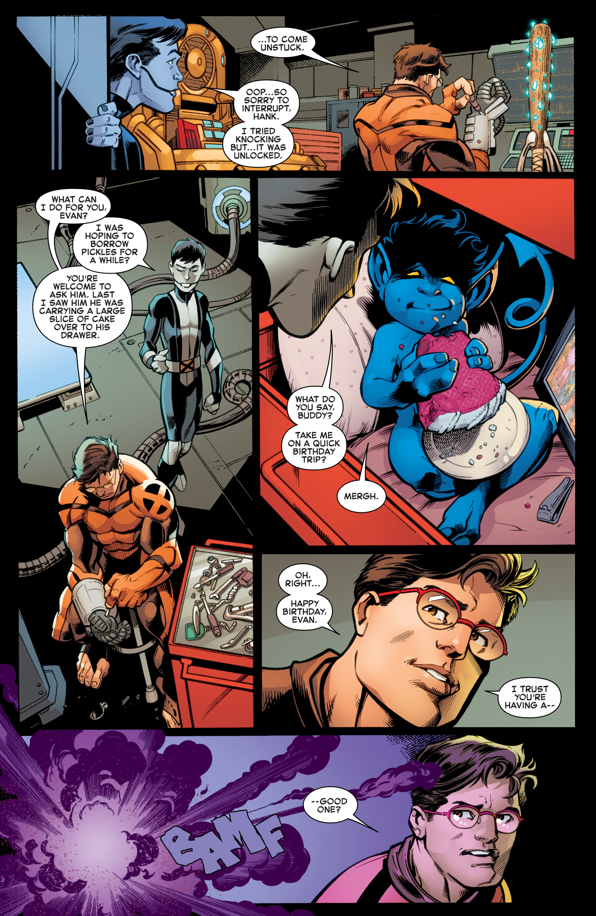 Read online All-New X-Men (2016) comic -  Issue #9 - 7