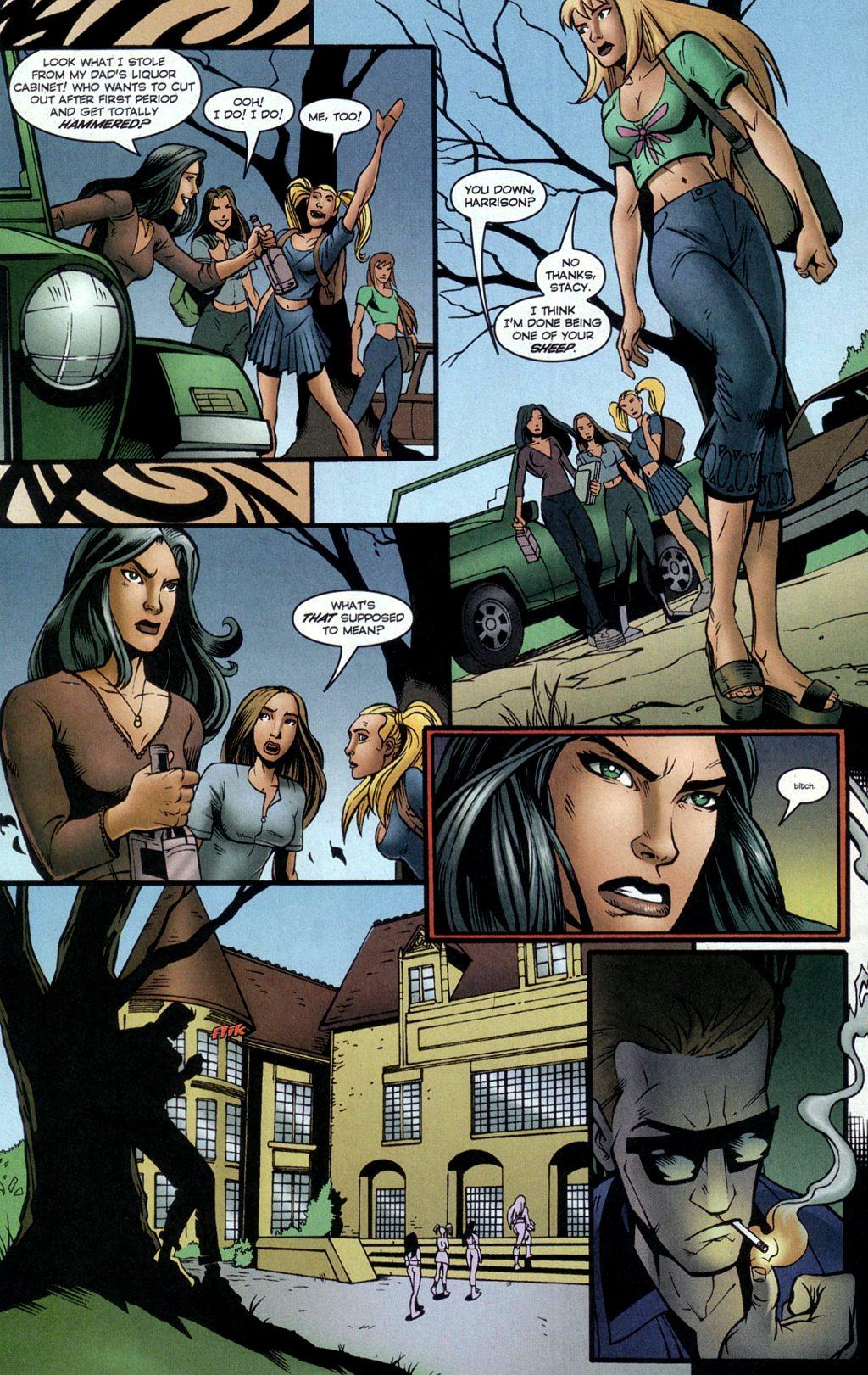 Read online Jezebelle comic -  Issue #2 - 13