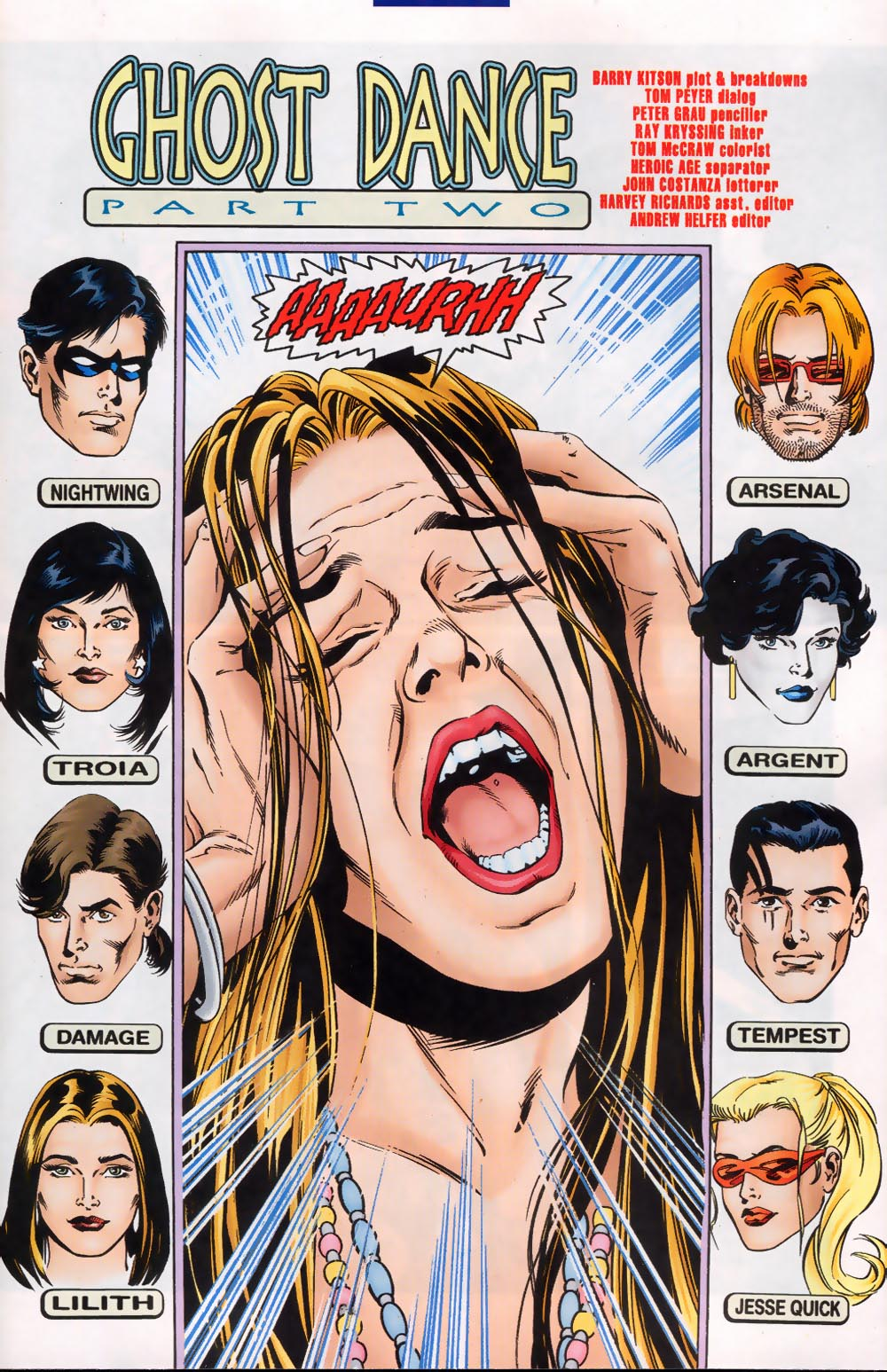 Read online The Titans (1999) comic -  Issue #46 - 2