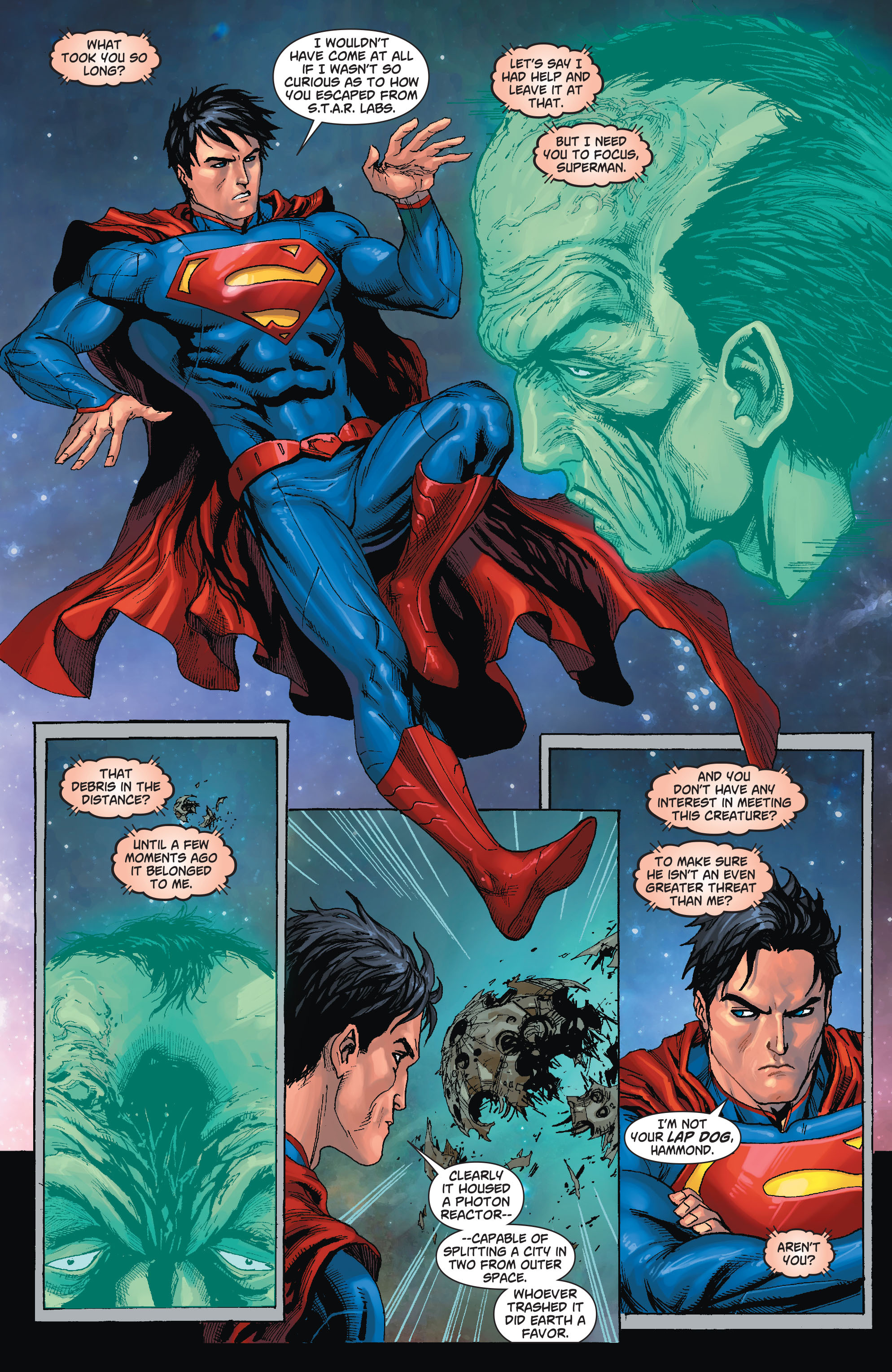 Read online Action Comics (2011) comic -  Issue #22 - 14