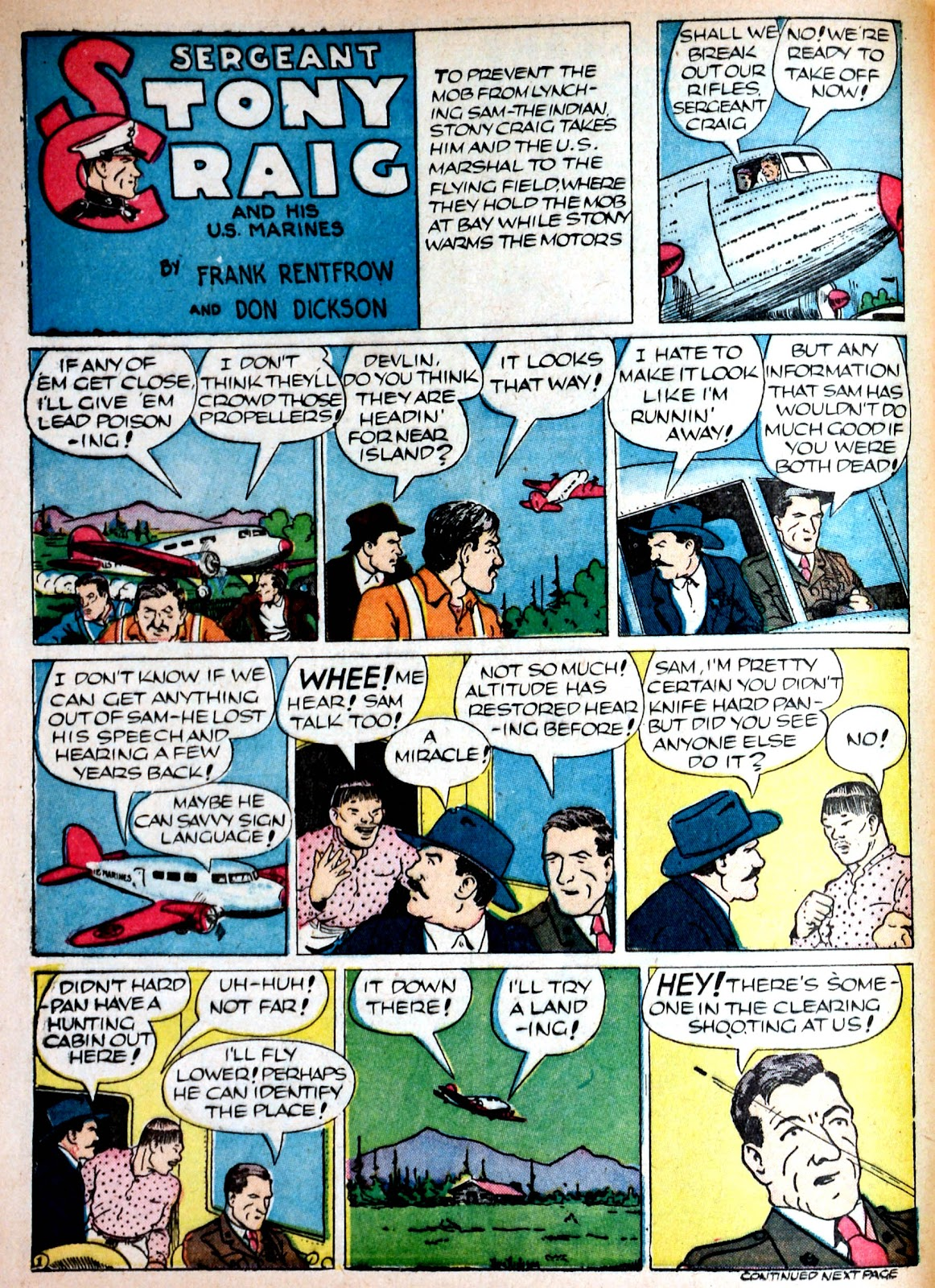 Read online Famous Funnies comic -  Issue #68 - 22