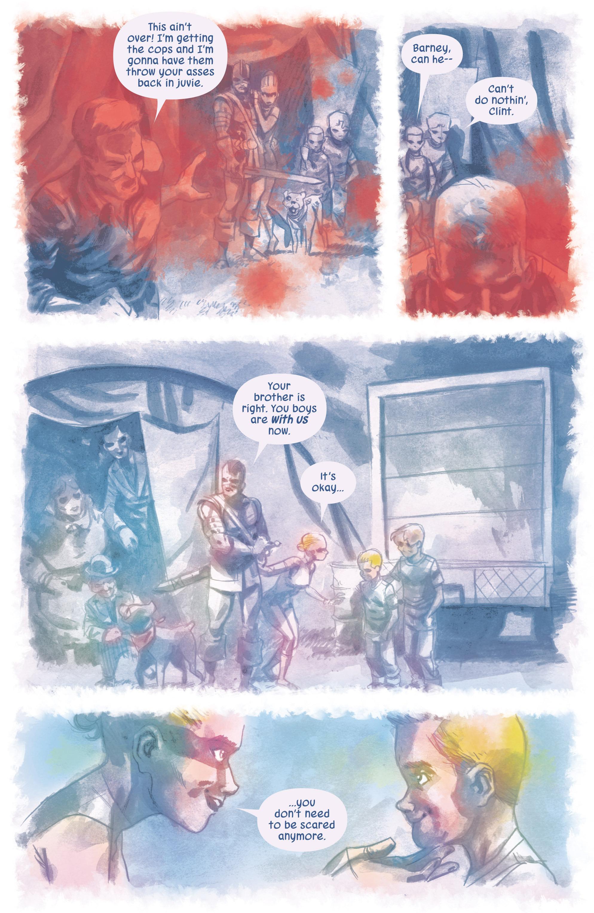 Read online All-New Hawkeye (2015) comic -  Issue #2 - 14